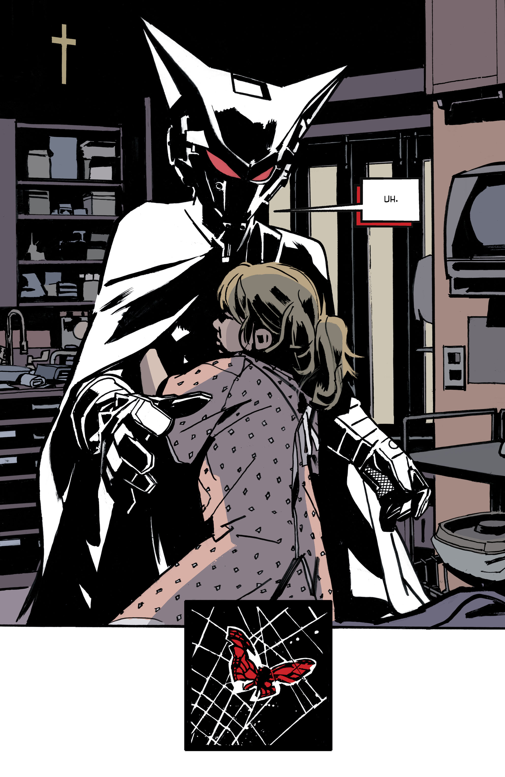 Read online Mother Panic comic -  Issue #7 - 17