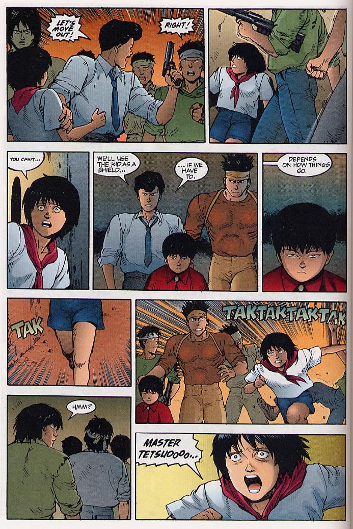 Read online Akira comic -  Issue #31 - 51