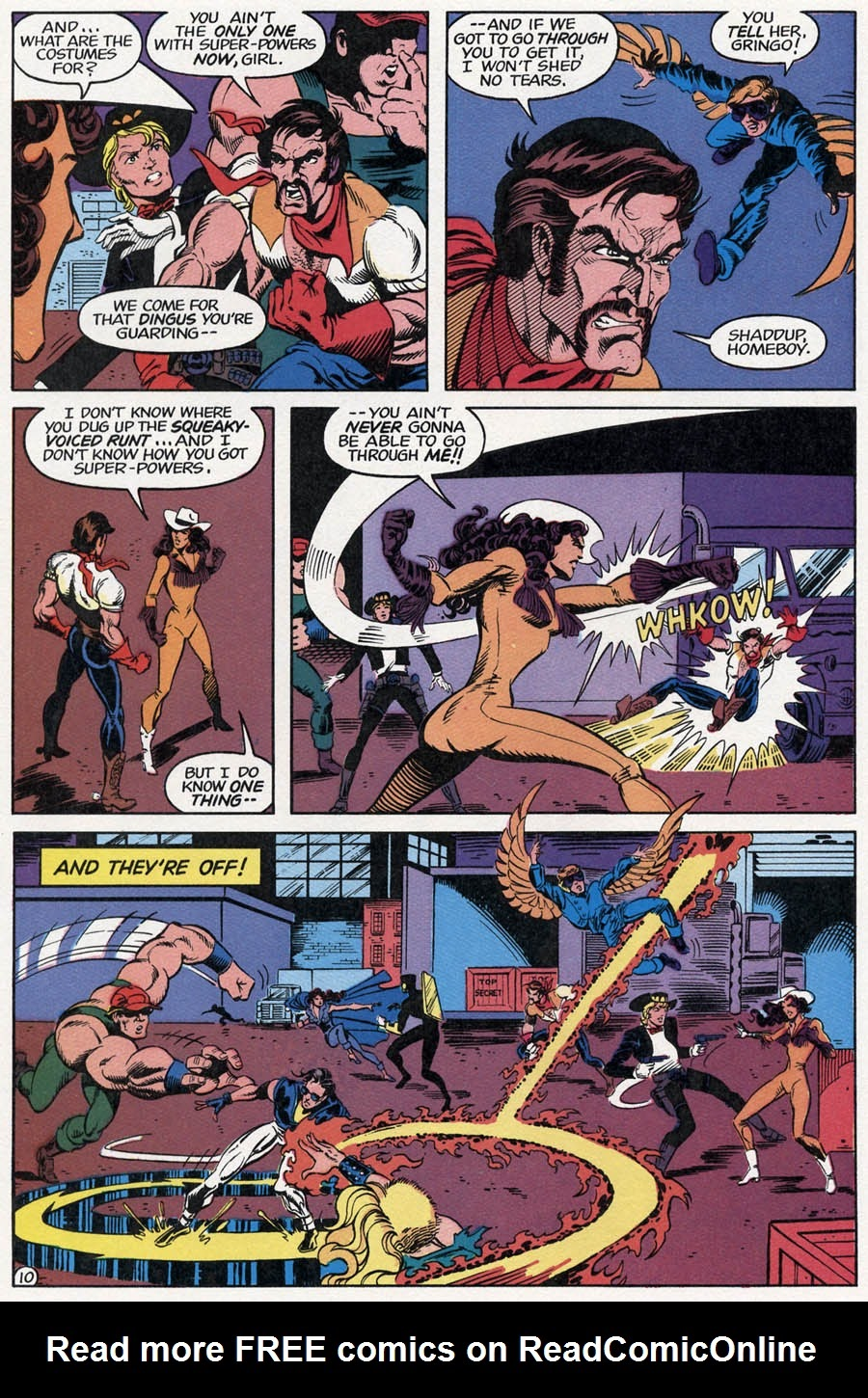 Liberty Project issue 3 - Page 12
