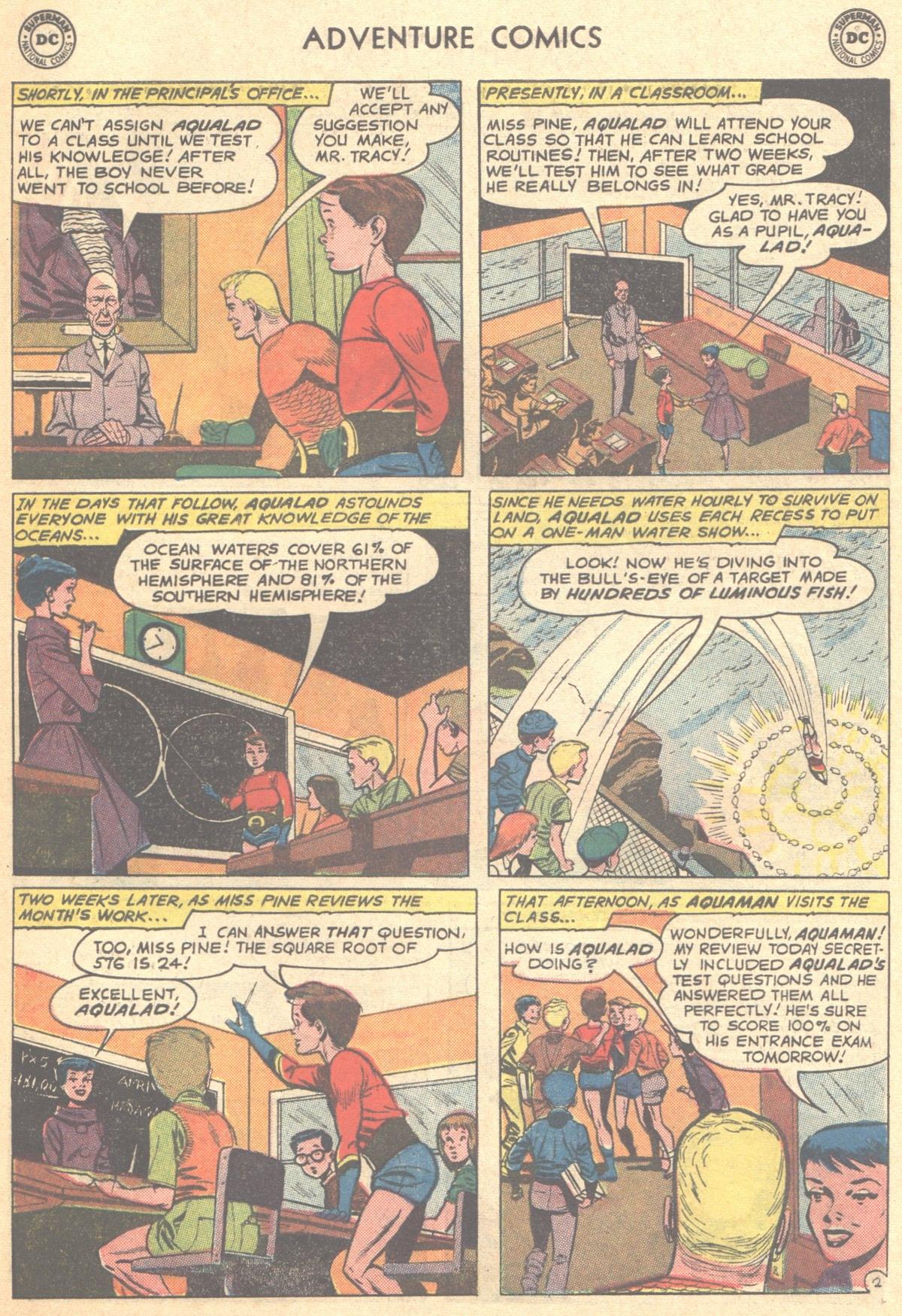 Read online Adventure Comics (1938) comic -  Issue #278 - 27