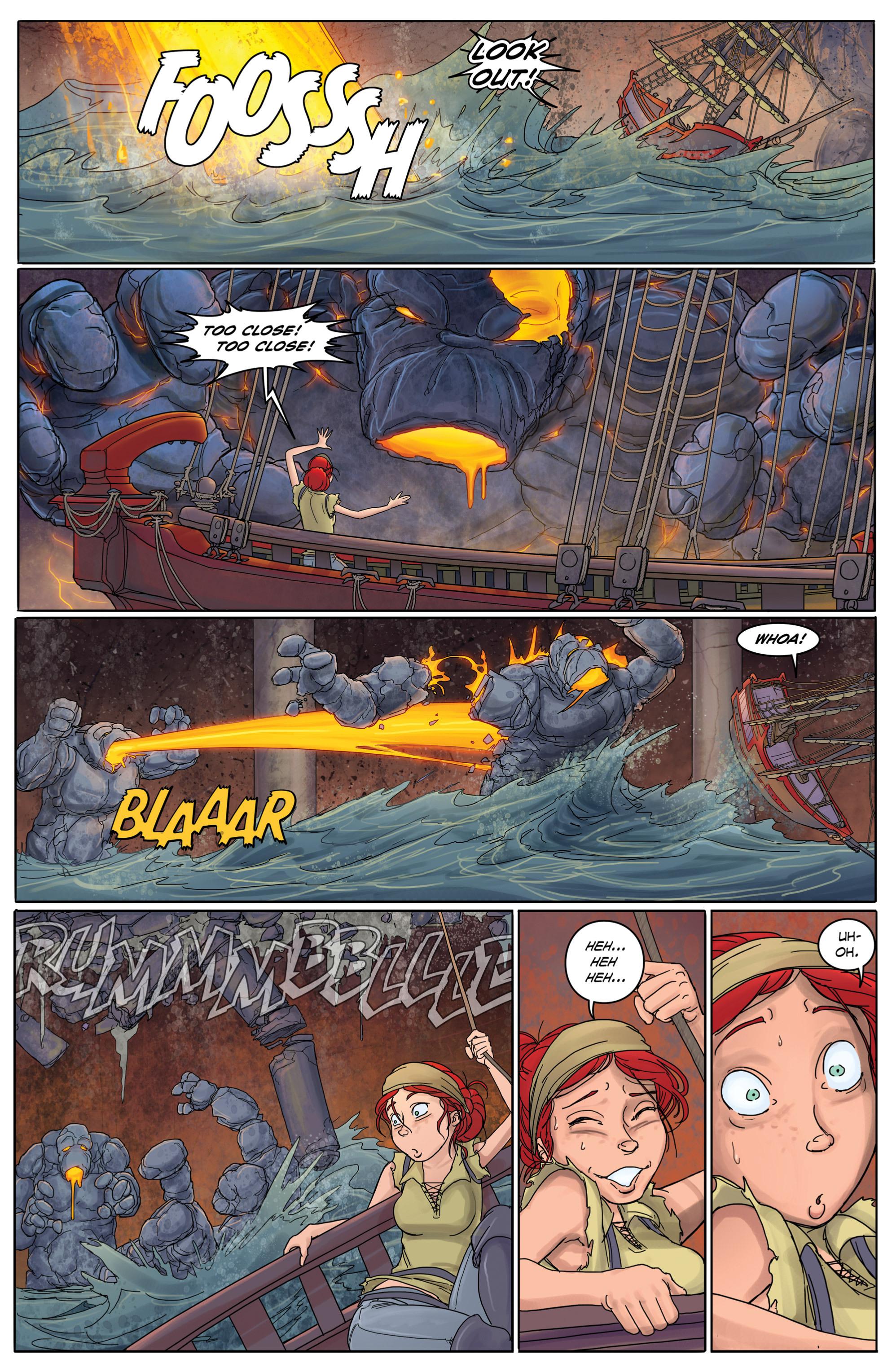 Read online Anne Bonnie comic -  Issue #1 - 16