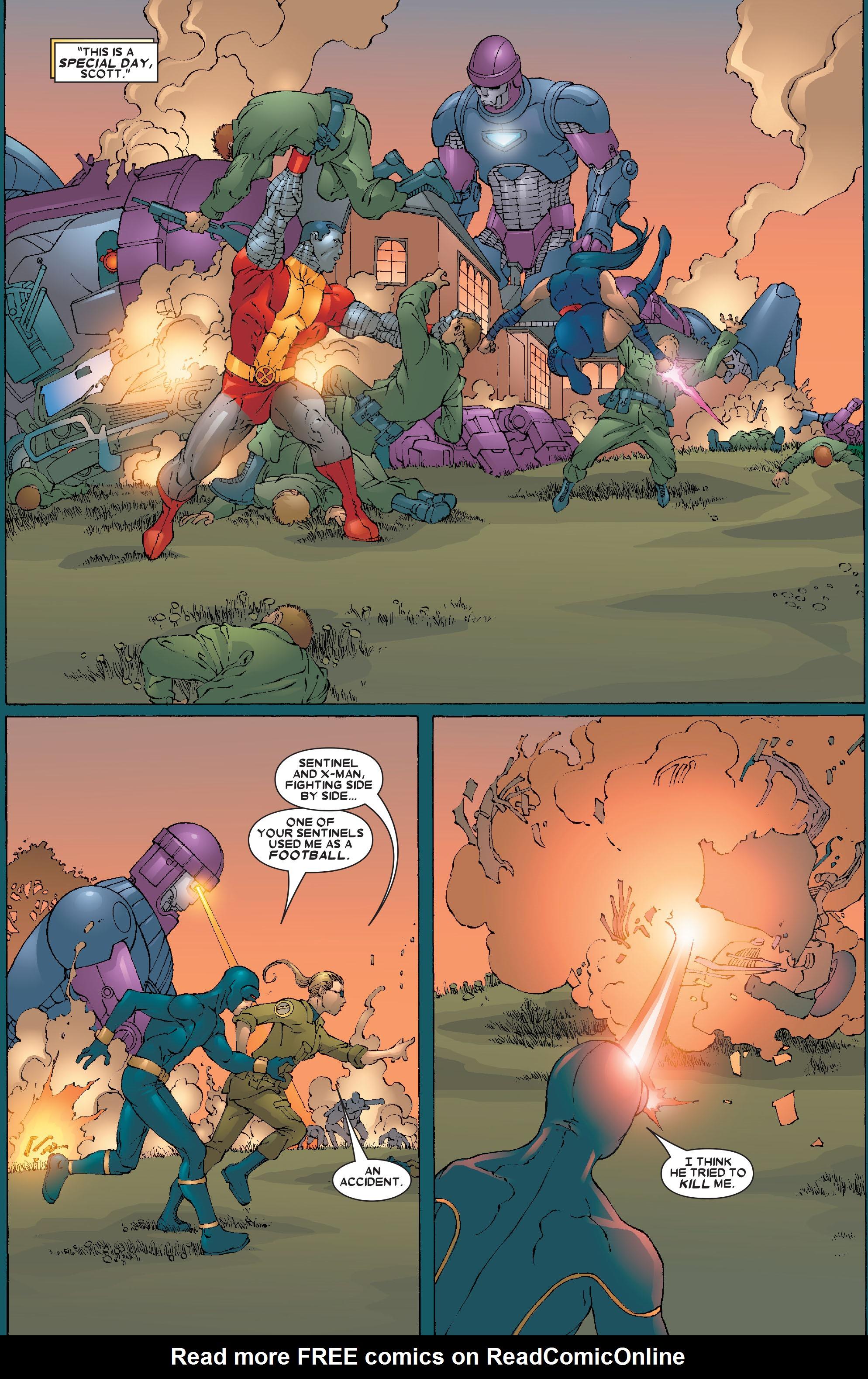 X-Men (1991) 179 Page 11