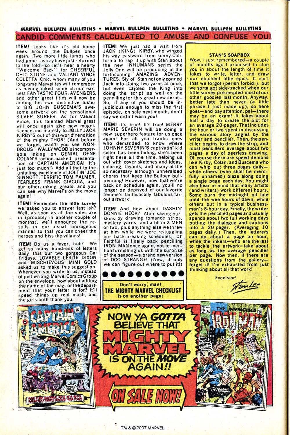 Read online Silver Surfer (1968) comic -  Issue #17 - 30