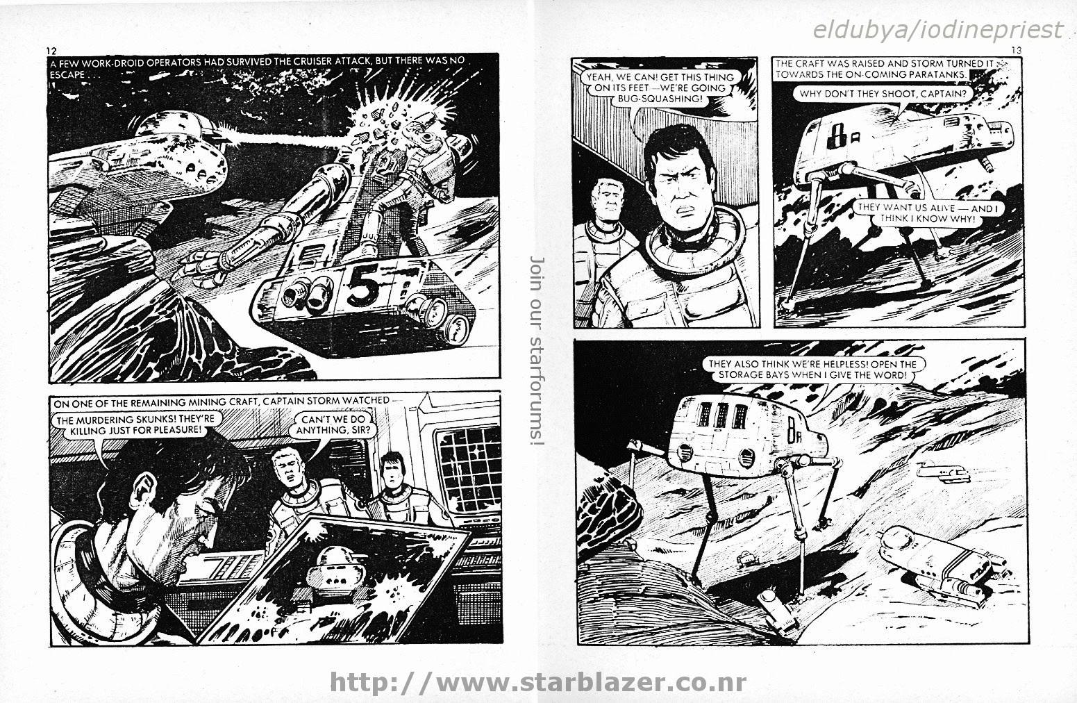 Starblazer issue 98 - Page 8
