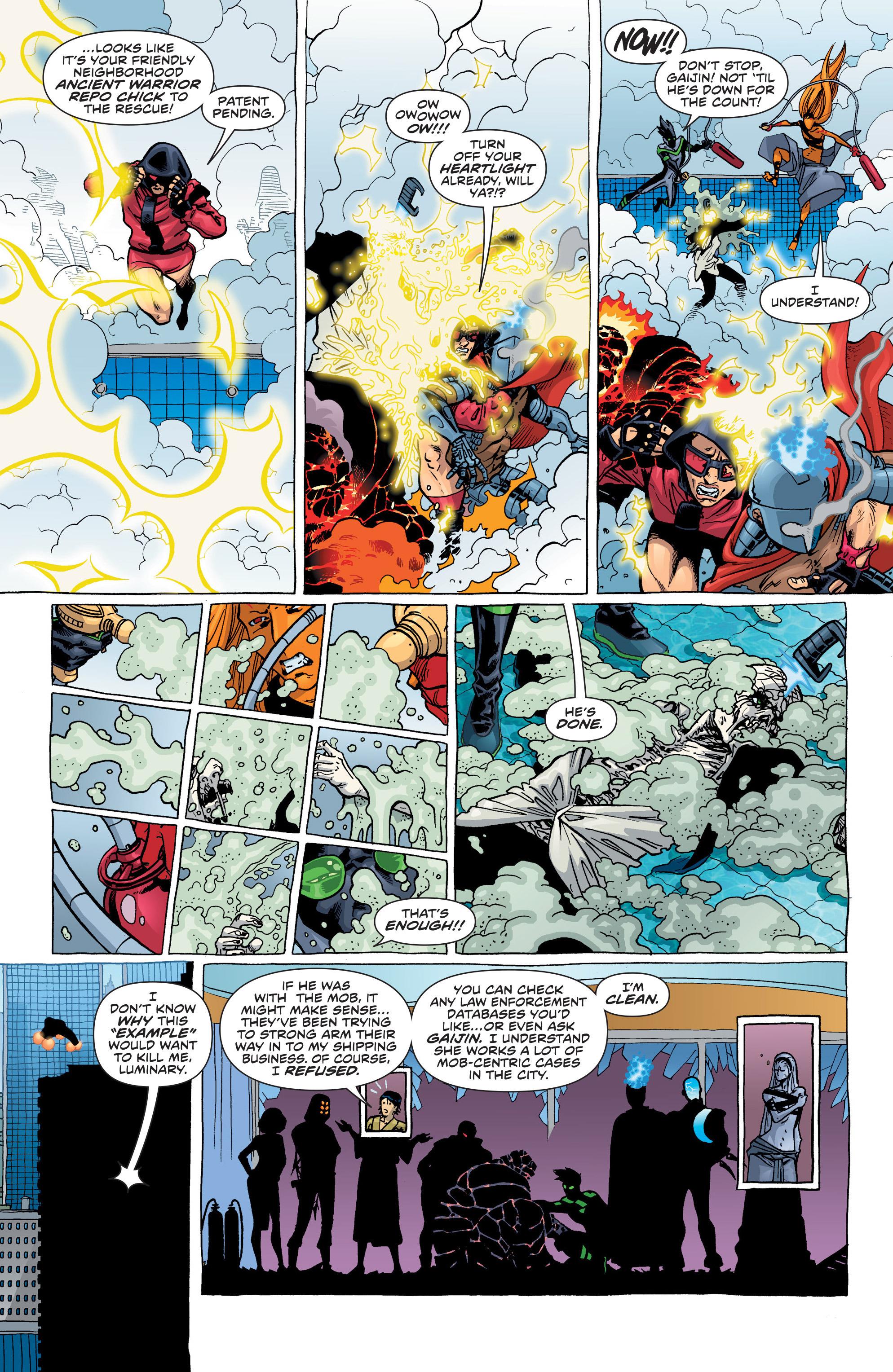 Read online Secret Identities comic -  Issue #3 - 18