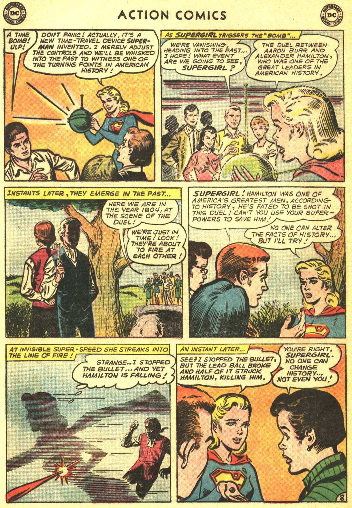 Read online Action Comics (1938) comic -  Issue #319 - 28