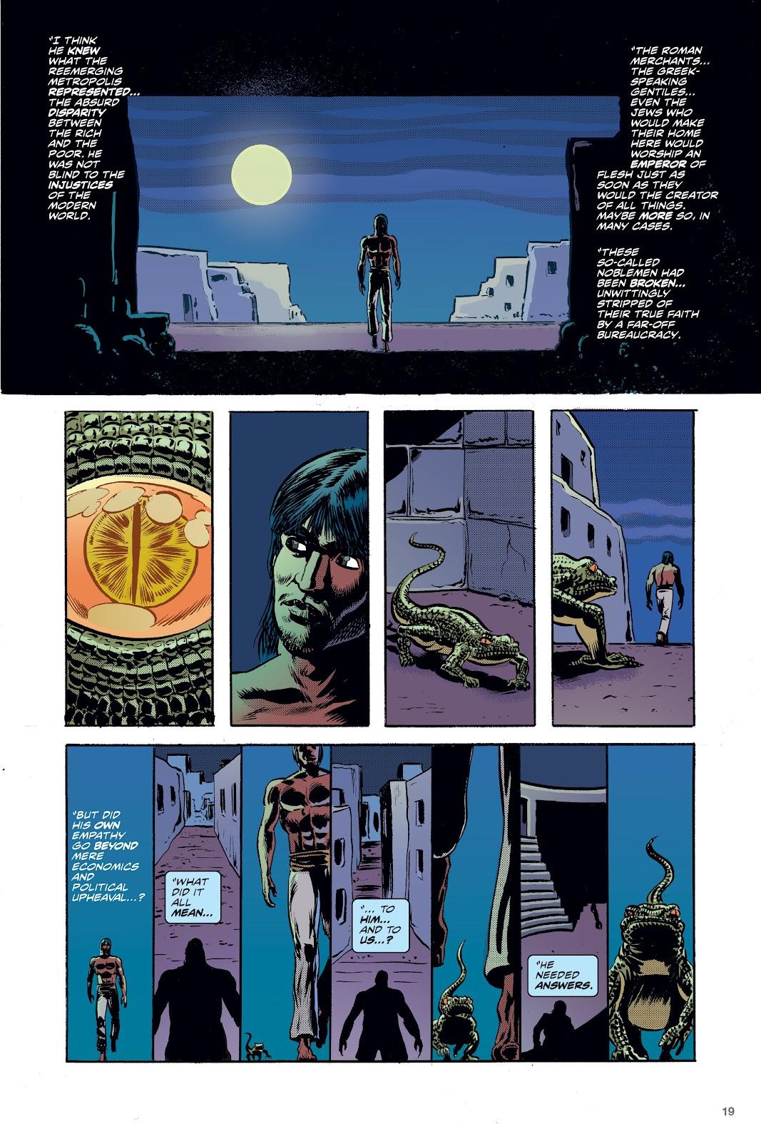 Read online Jesusfreak comic -  Issue # Full - 15