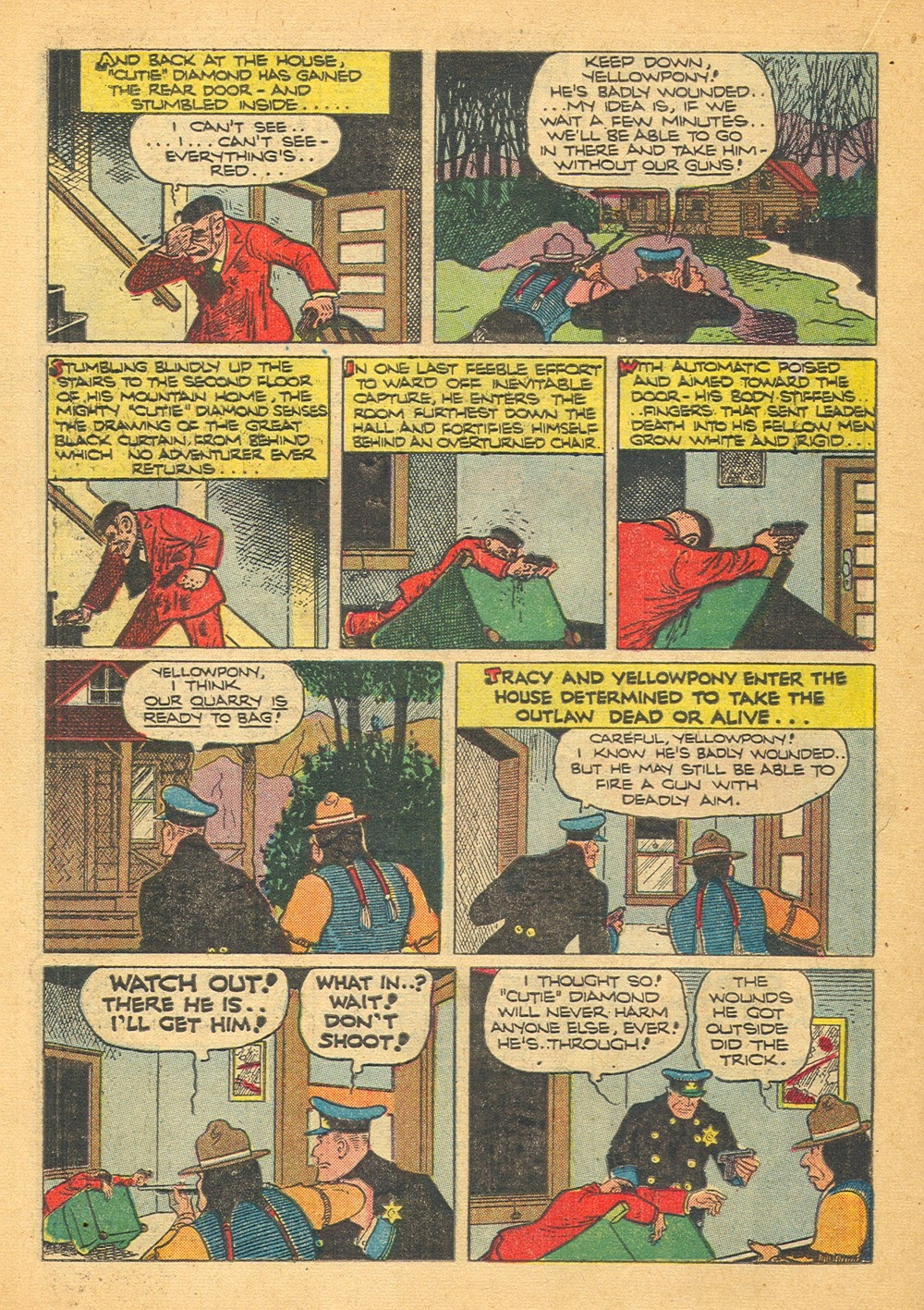 Dick Tracy Monthly issue 10 - Page 22