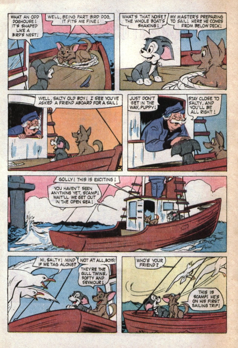 Scamp (1967) issue 11 - Page 4