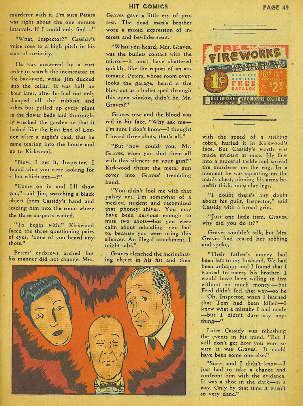 Read online Hit Comics comic -  Issue #13 - 51