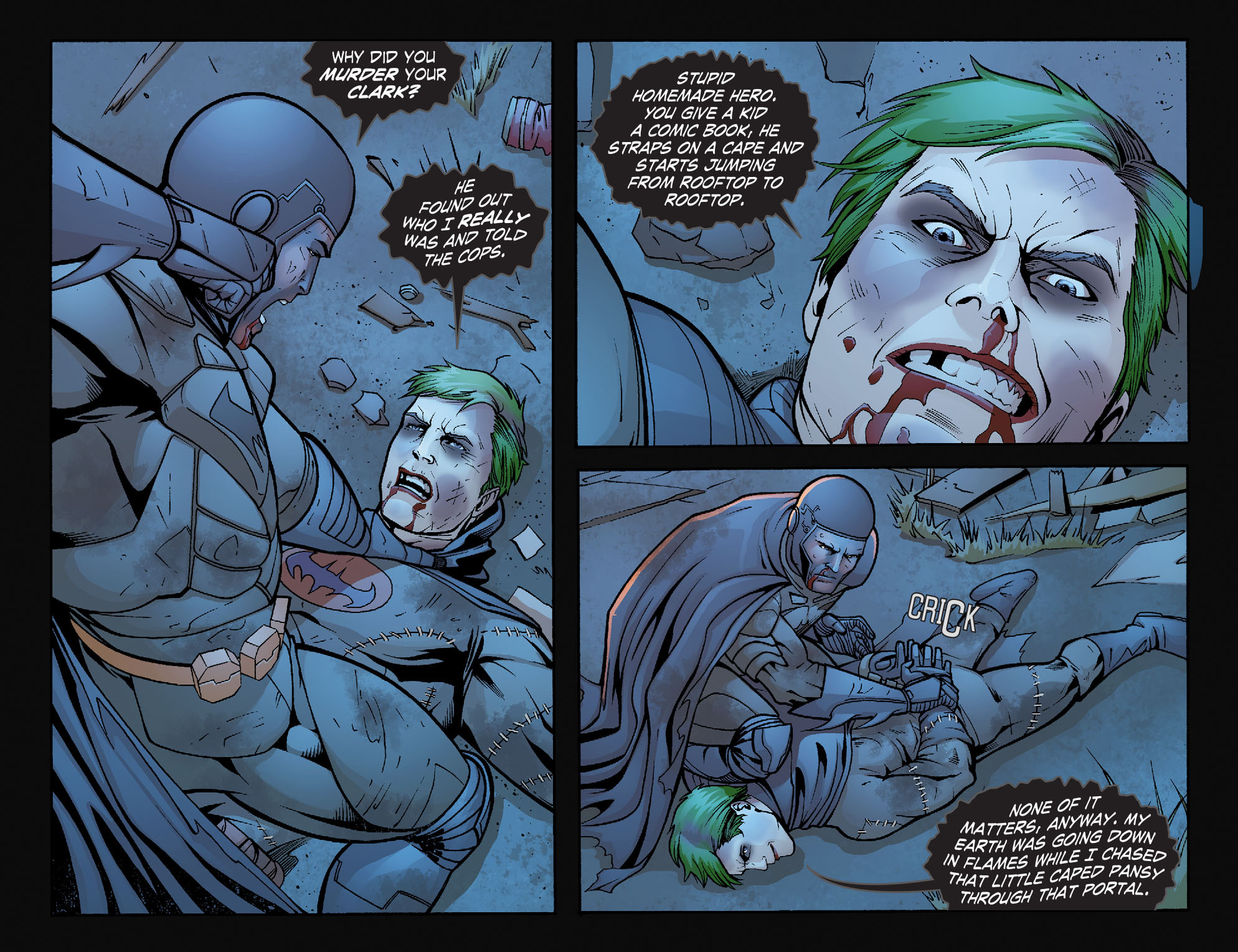 Read online Smallville: Alien comic -  Issue #11 - 11