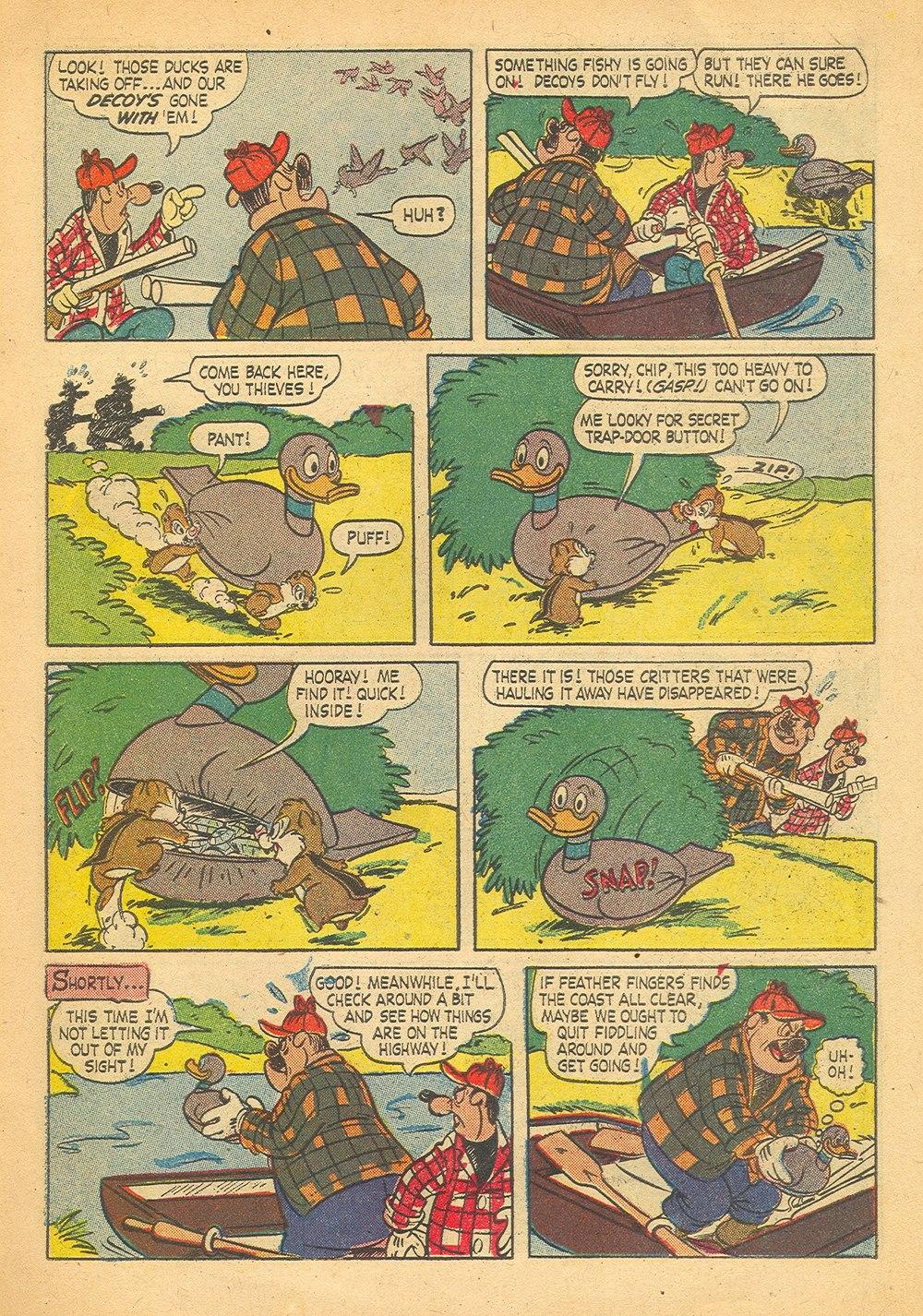 Walt Disneys Chip N Dale issue 21 - Page 7