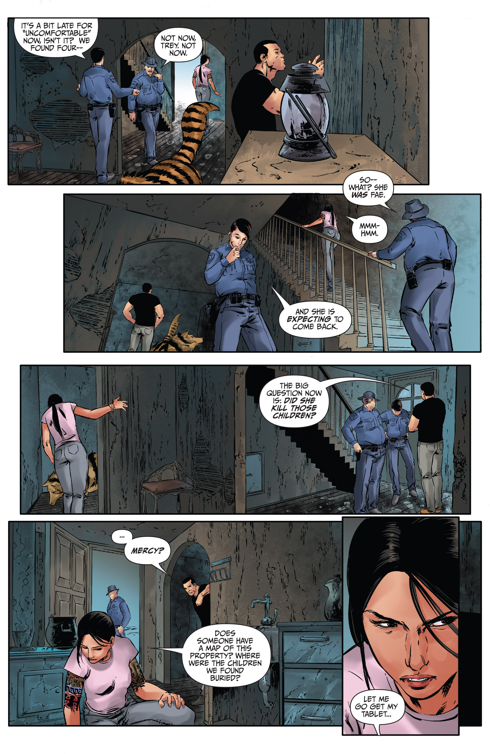 Read online Mercy Thompson comic -  Issue #2 - 23