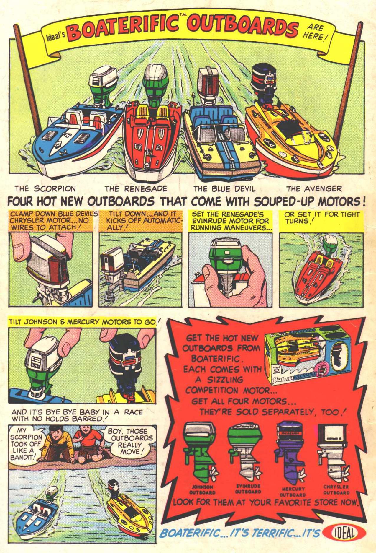 Read online Adventure Comics (1938) comic -  Issue #382 - 36