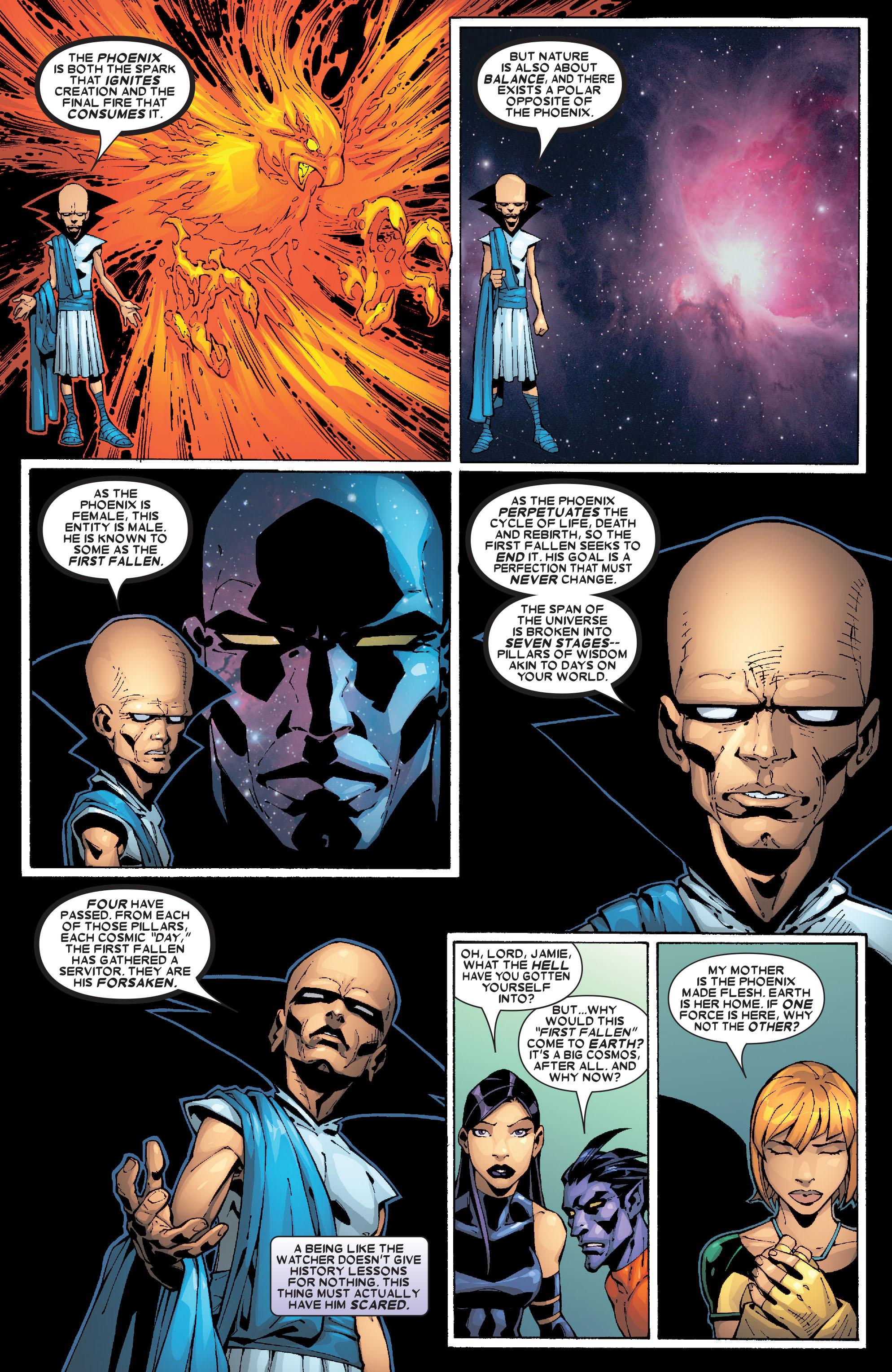 Uncanny X-Men (1963) 473 Page 9
