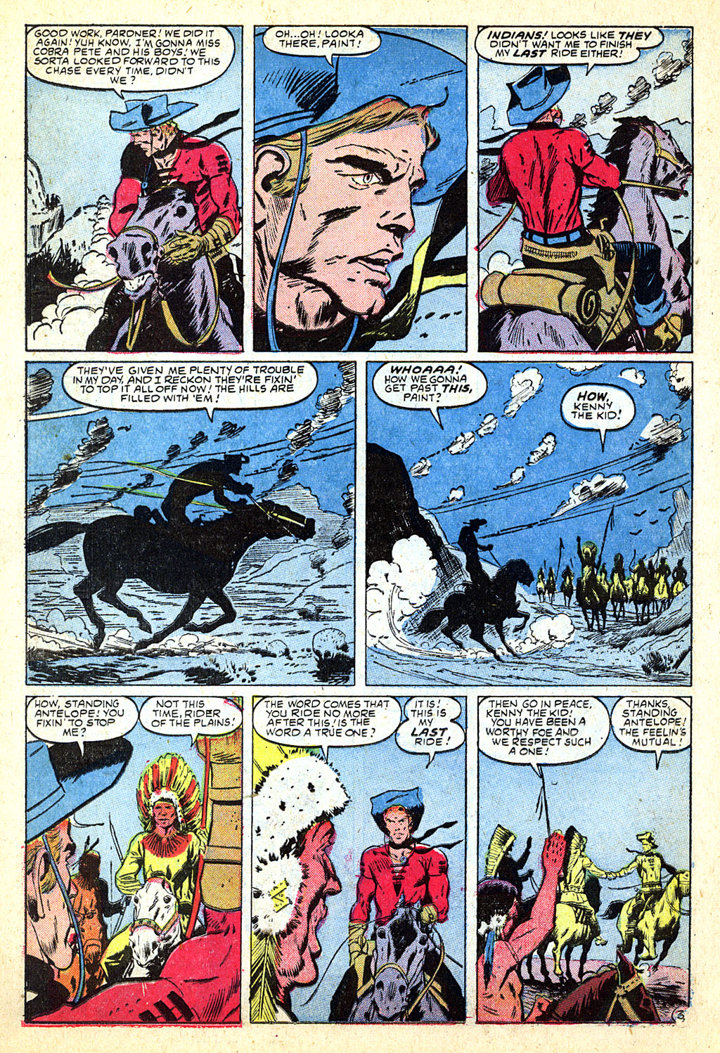 The Rawhide Kid (1955) issue 4 - Page 22