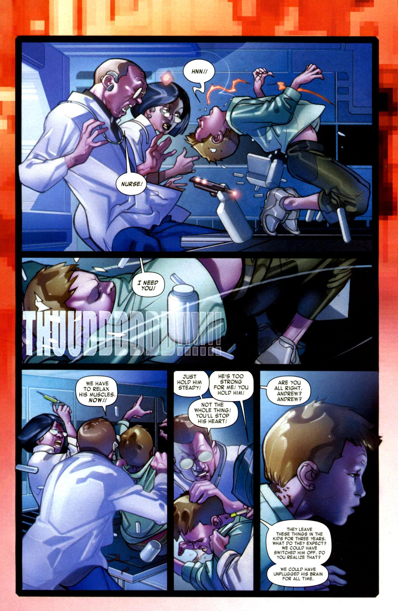 Read online Ender's Game: Battle School comic -  Issue #1 - 6