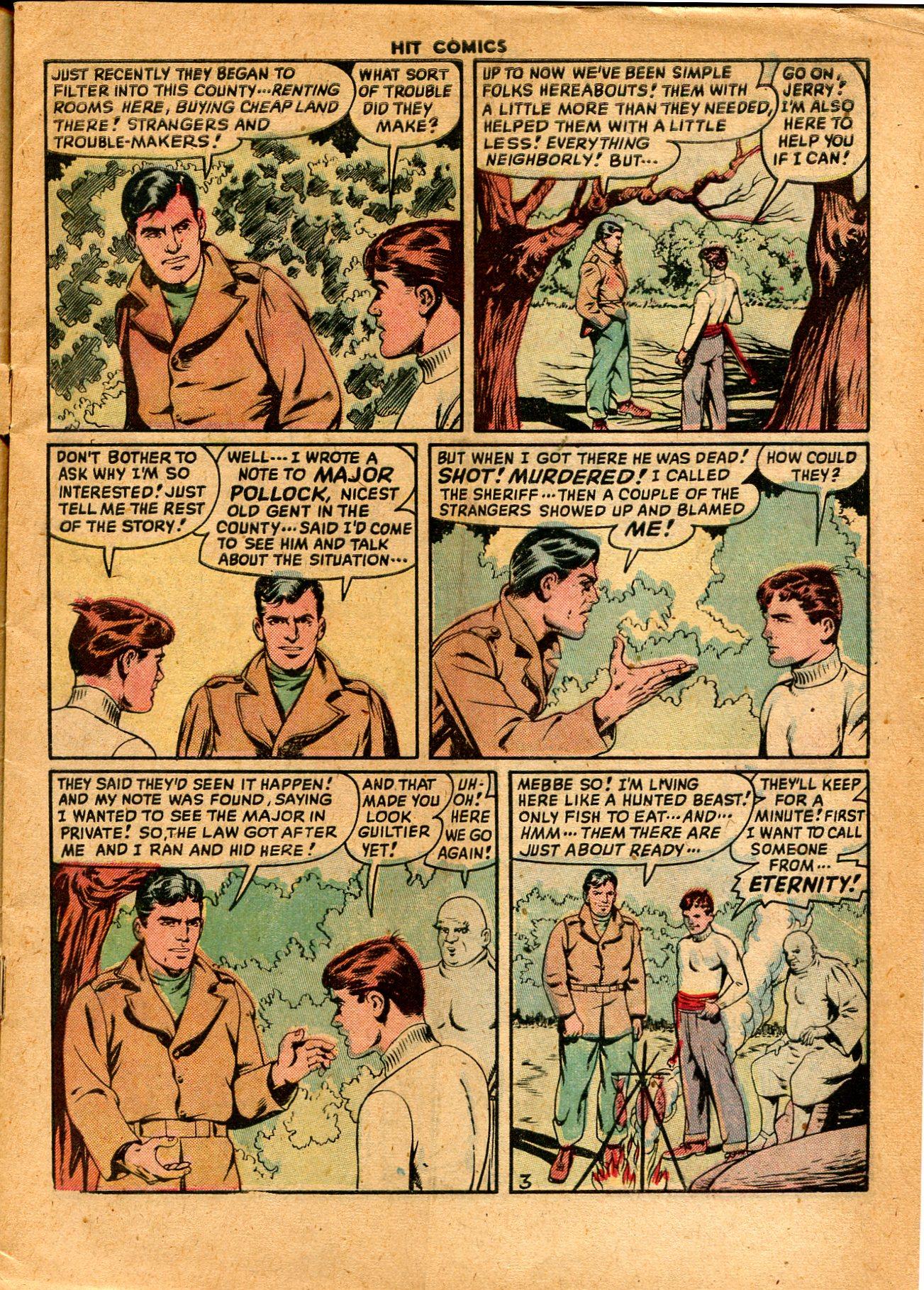 Read online Hit Comics comic -  Issue #57 - 5