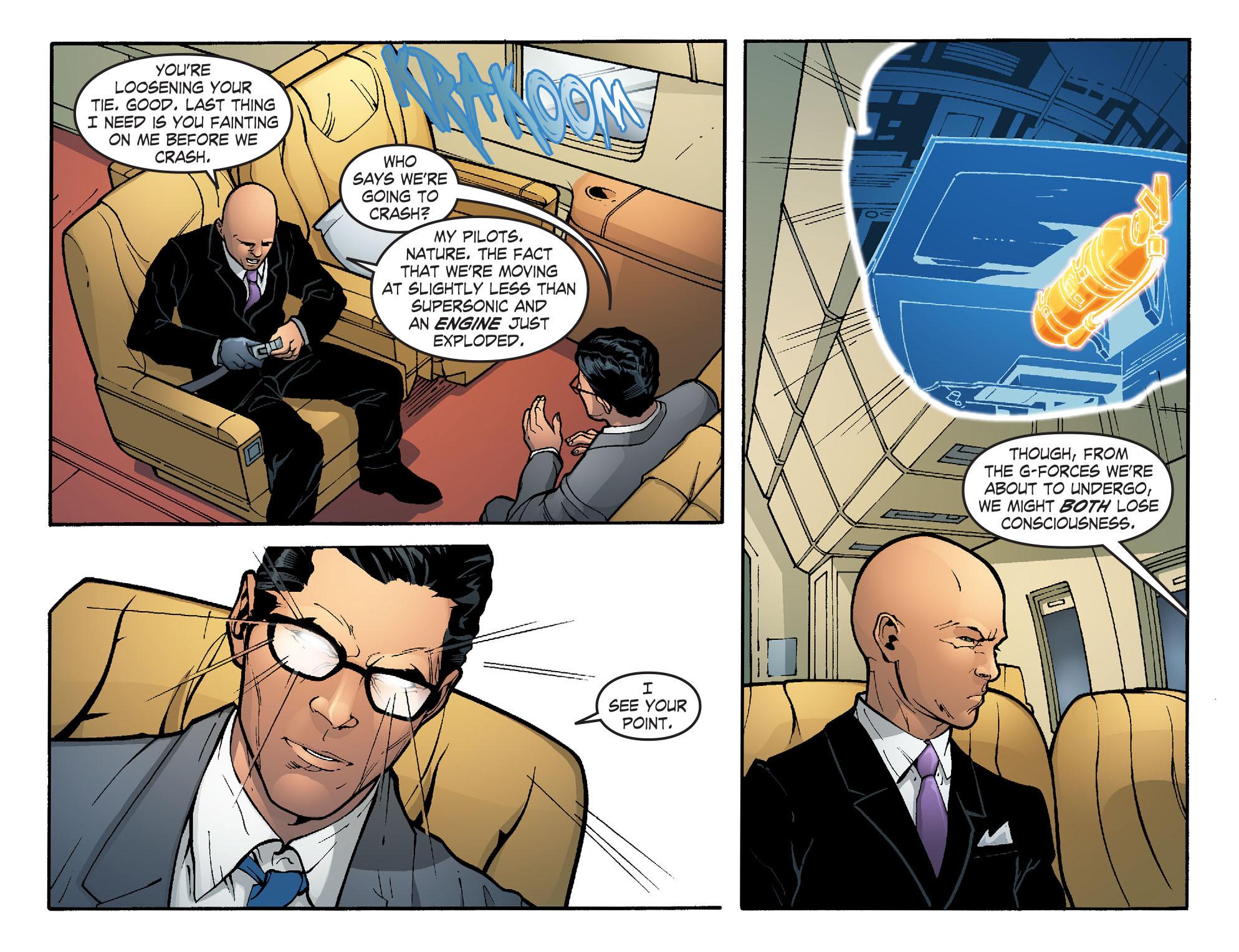 Read online Smallville: Alien comic -  Issue #3 - 18