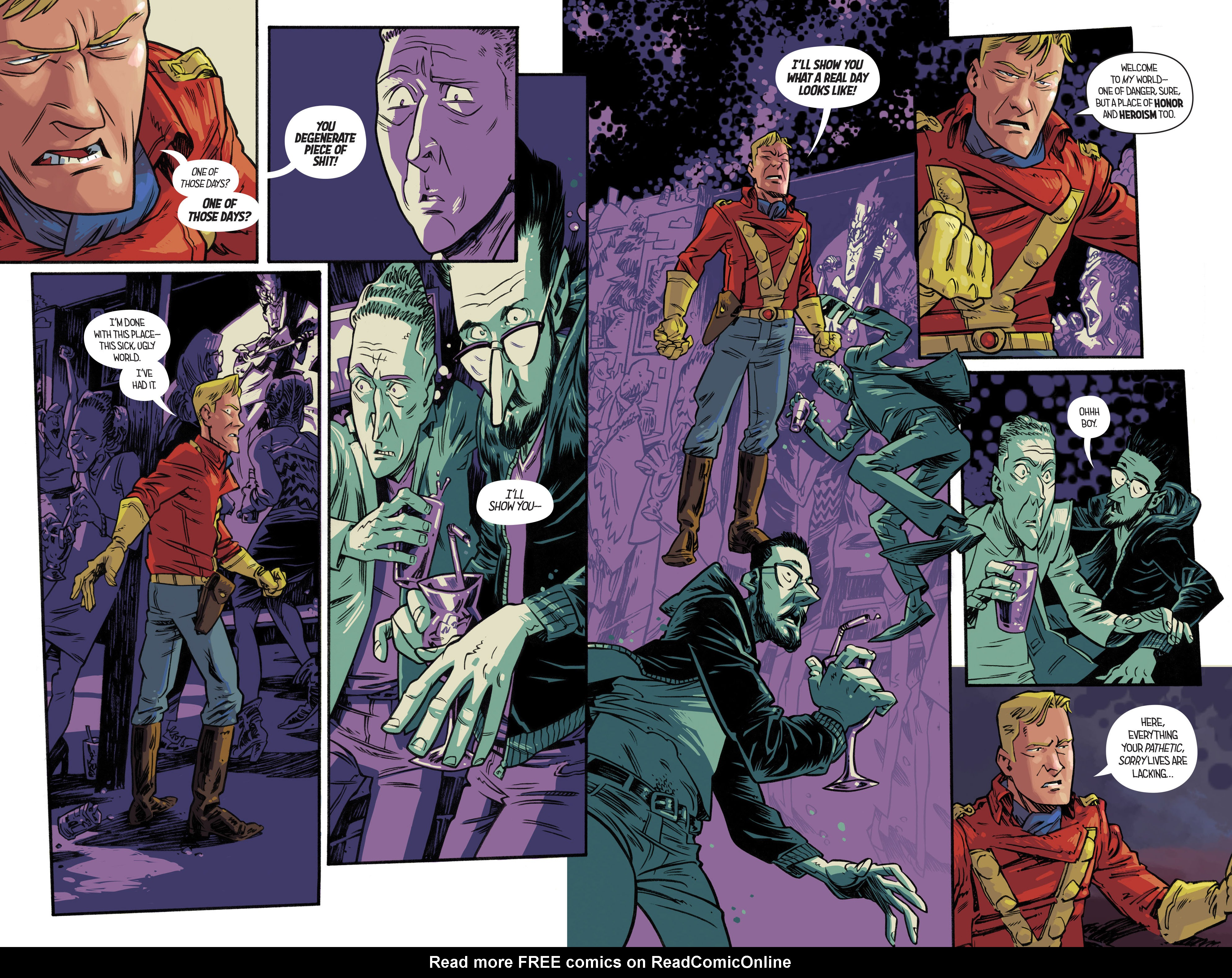 Read online Airboy comic -  Issue #2 - 22