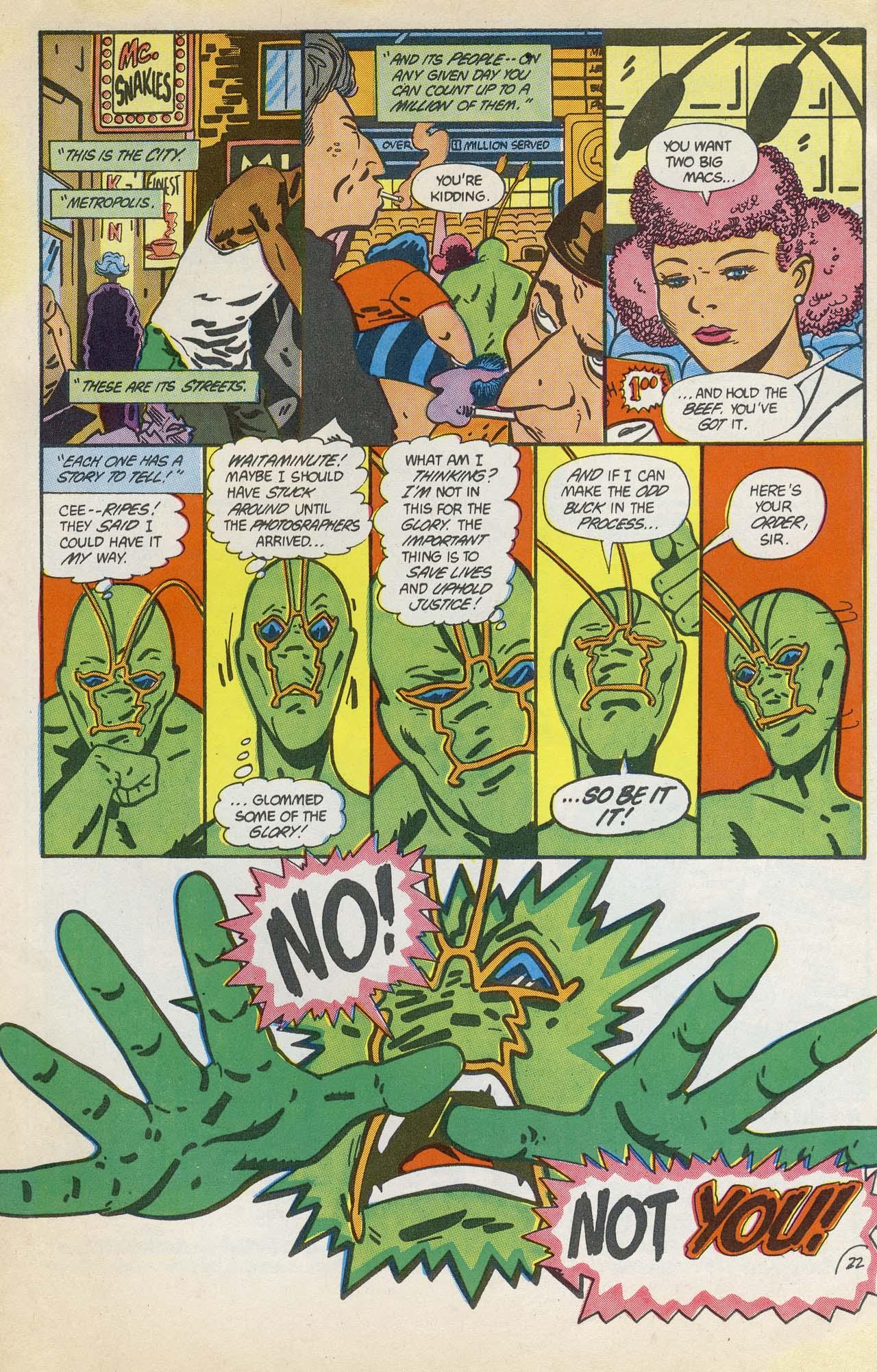 Read online Ambush Bug comic -  Issue #2 - 31