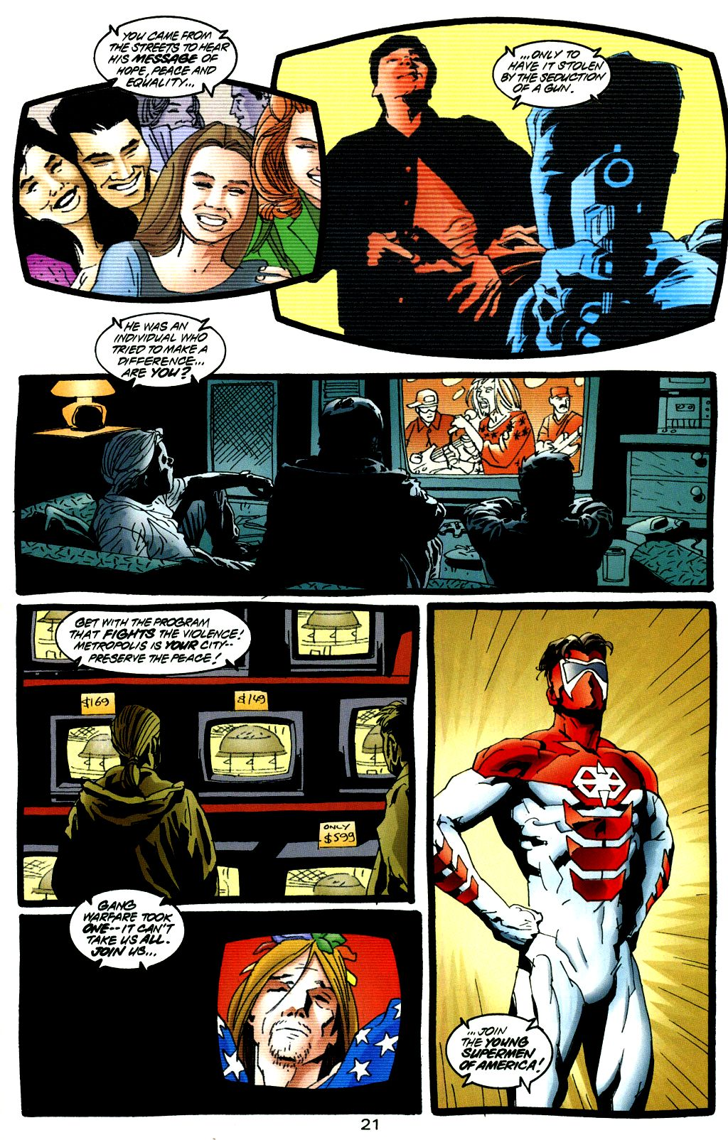 Read online Supermen of America comic -  Issue # Full - 22