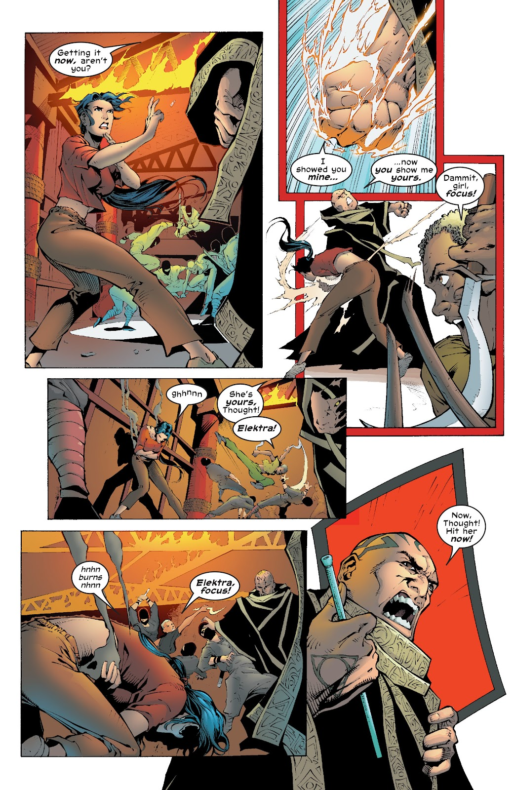 Read online Elektra (2001) comic -  Issue # _TPB Elektra by Greg Rucka Ultimate Collection (Part 4) - 38