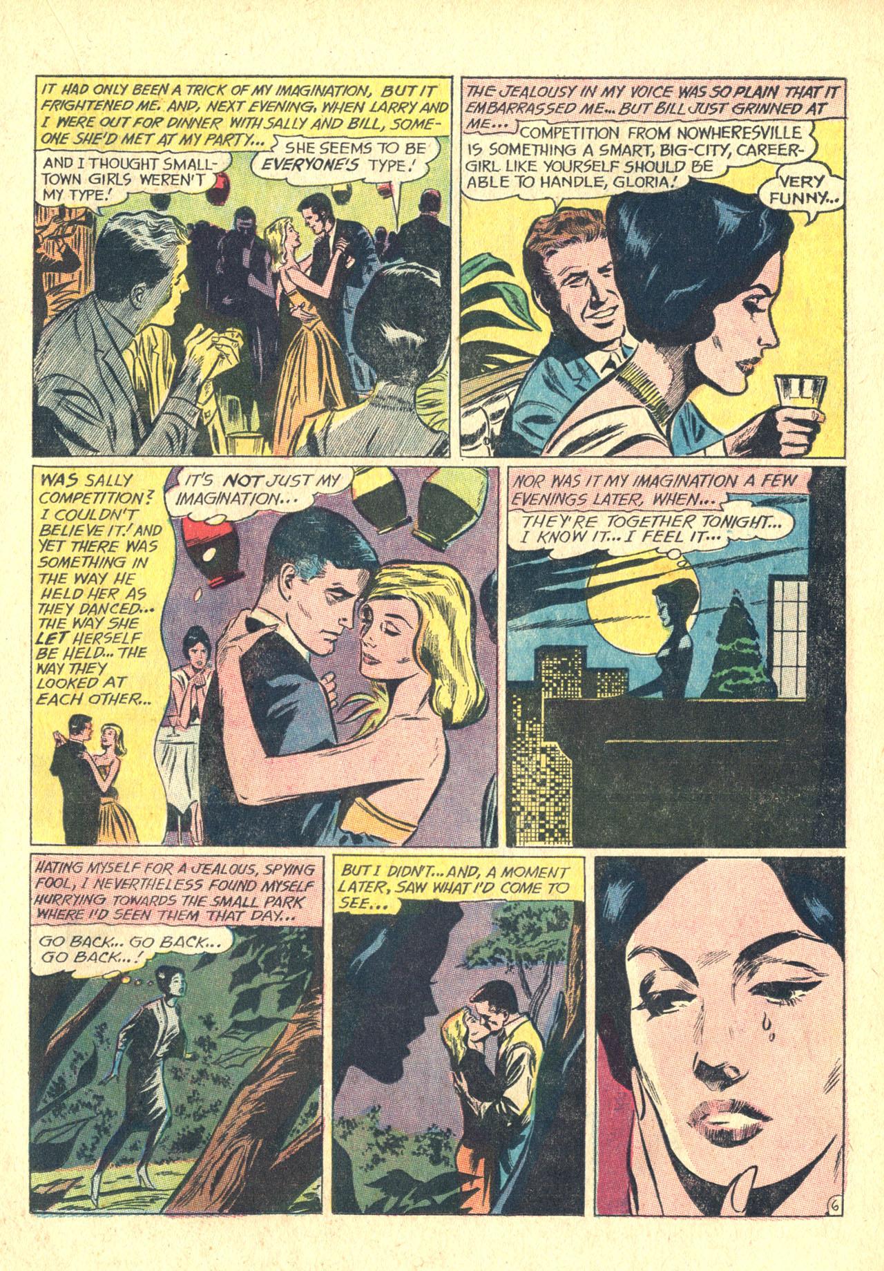 Read online Secret Hearts comic -  Issue #116 - 15