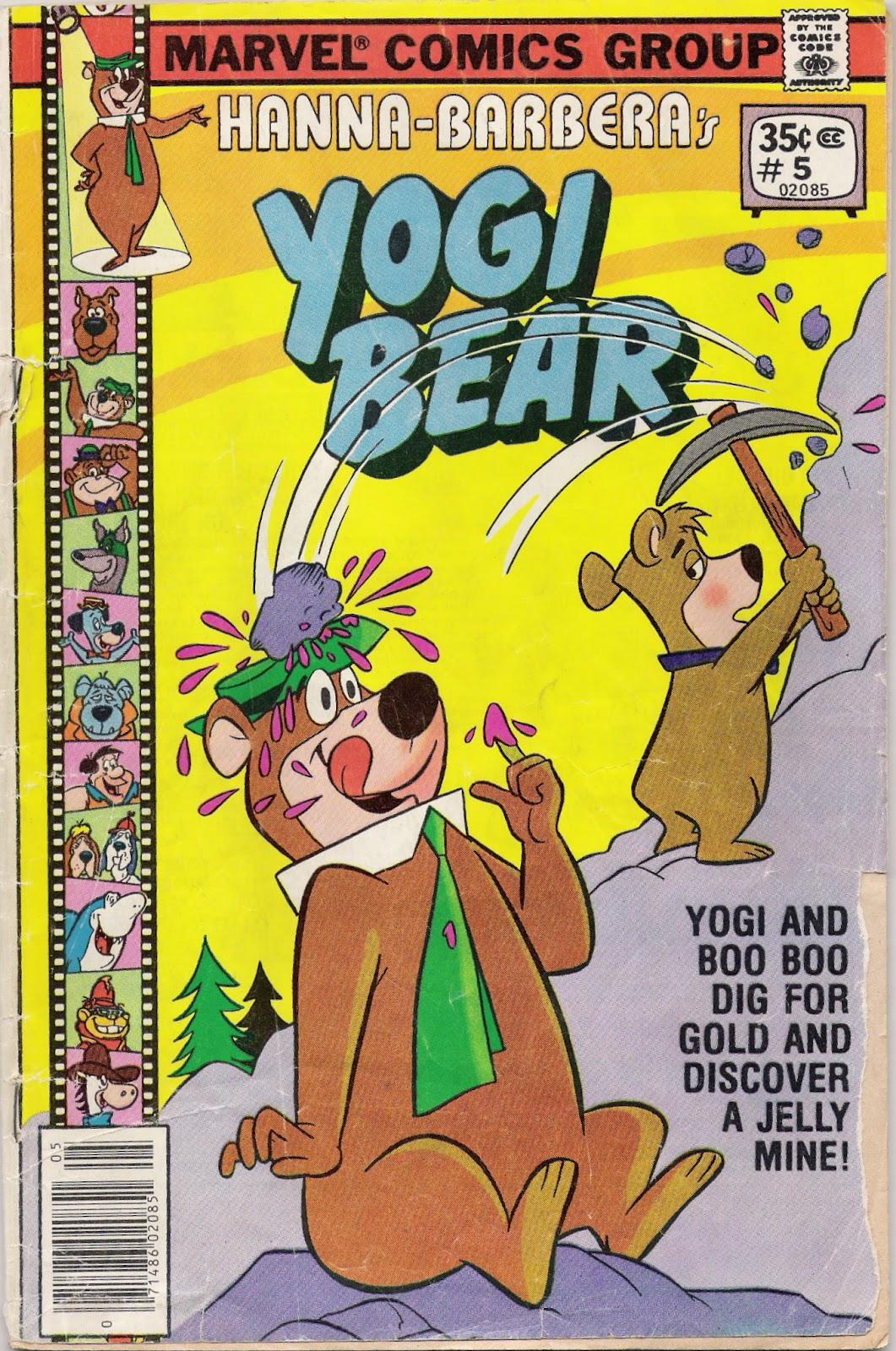 Yogi Bear (1977) issue 5 - Page 1