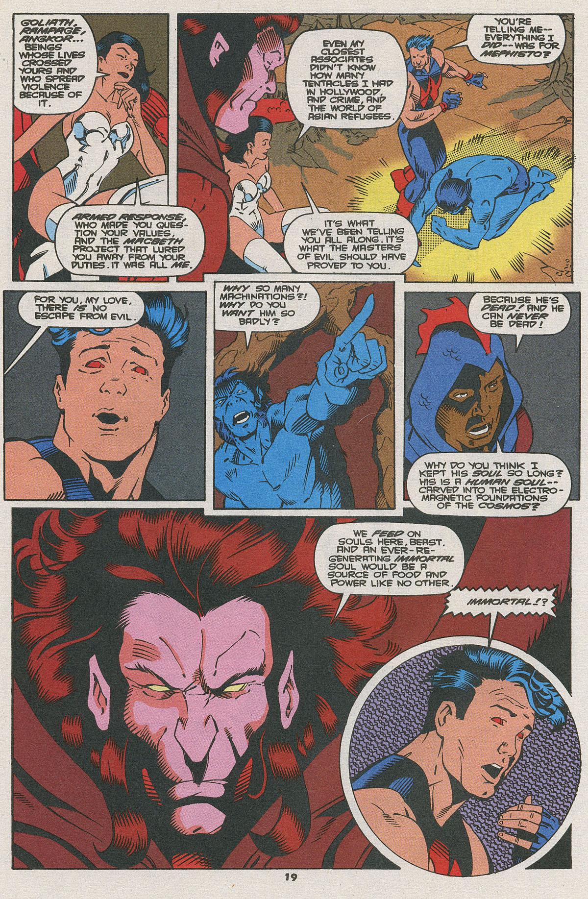 Read online Wonder Man (1991) comic -  Issue #25 - 15