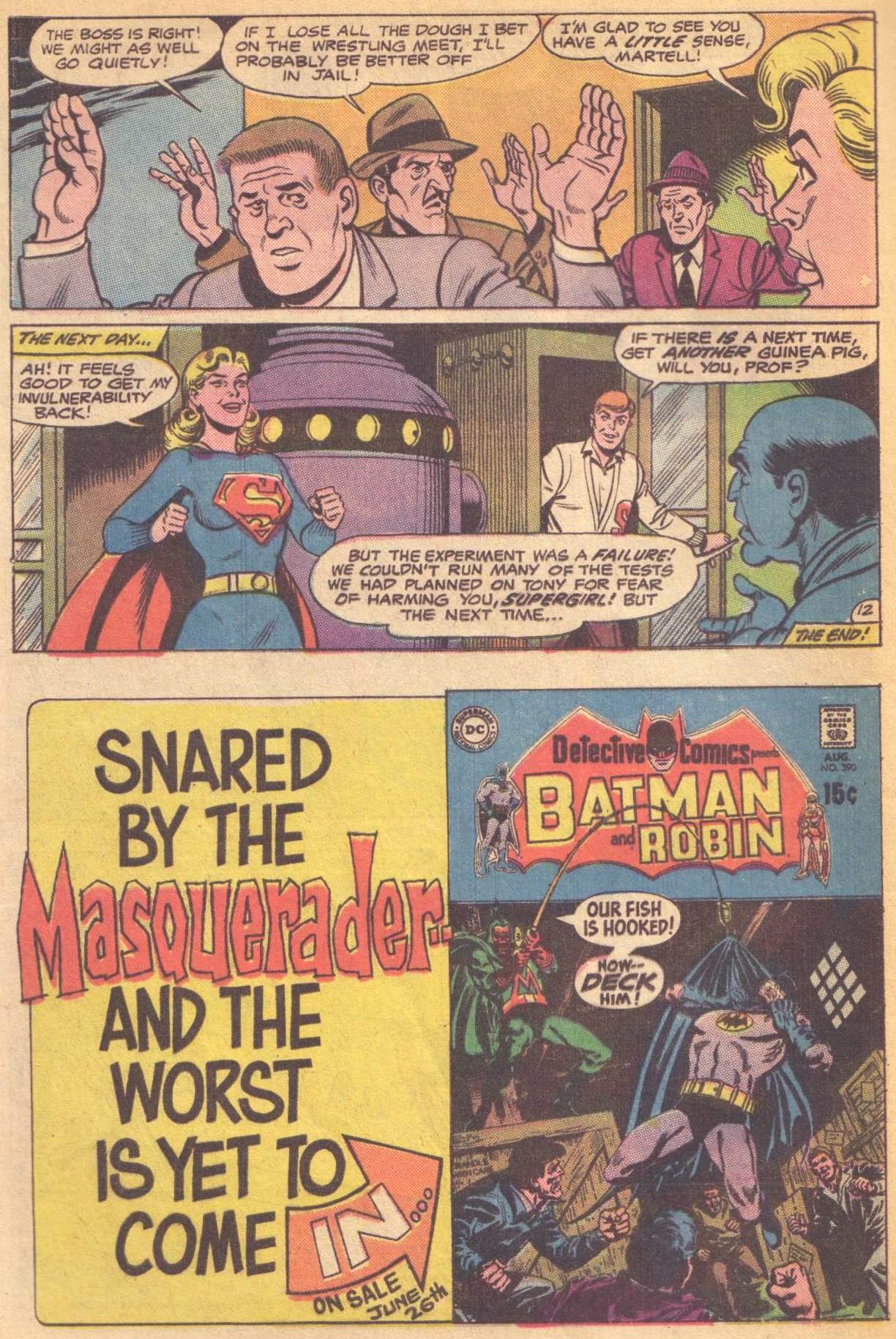 Read online Adventure Comics (1938) comic -  Issue #383 - 32