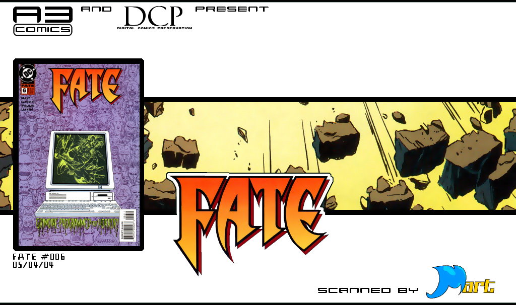 Read online Fate comic -  Issue #6 - 28