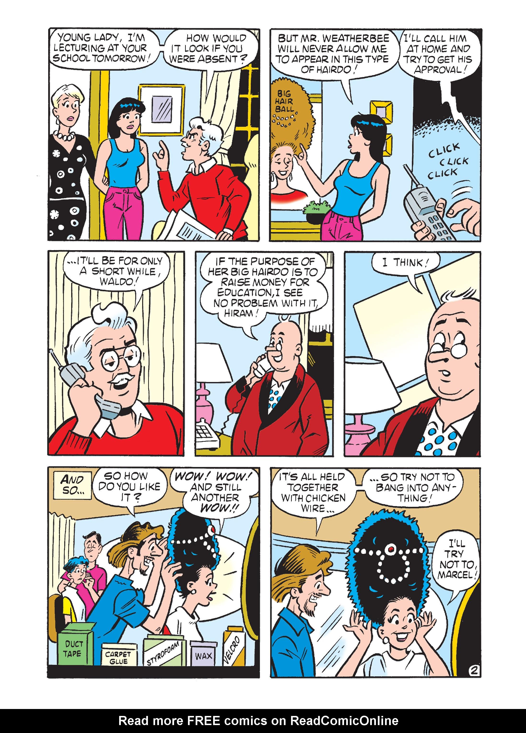 Read online Archie 1000 Page Comics Bonanza comic -  Issue #2 (Part 1) - 67