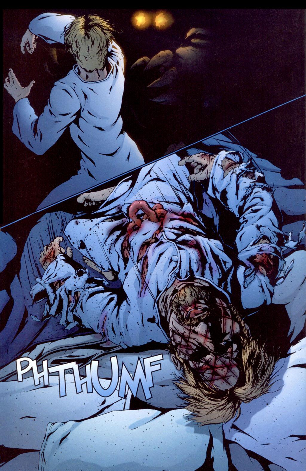 Read online Rex Mundi comic -  Issue #13 - 24