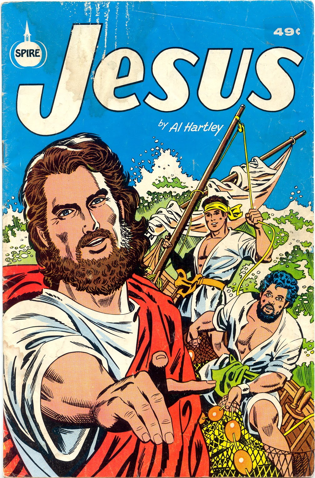 Jesus issue Full - Page 1
