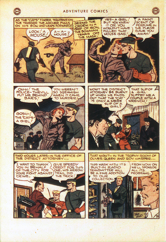 Read online Adventure Comics (1938) comic -  Issue #104 - 49