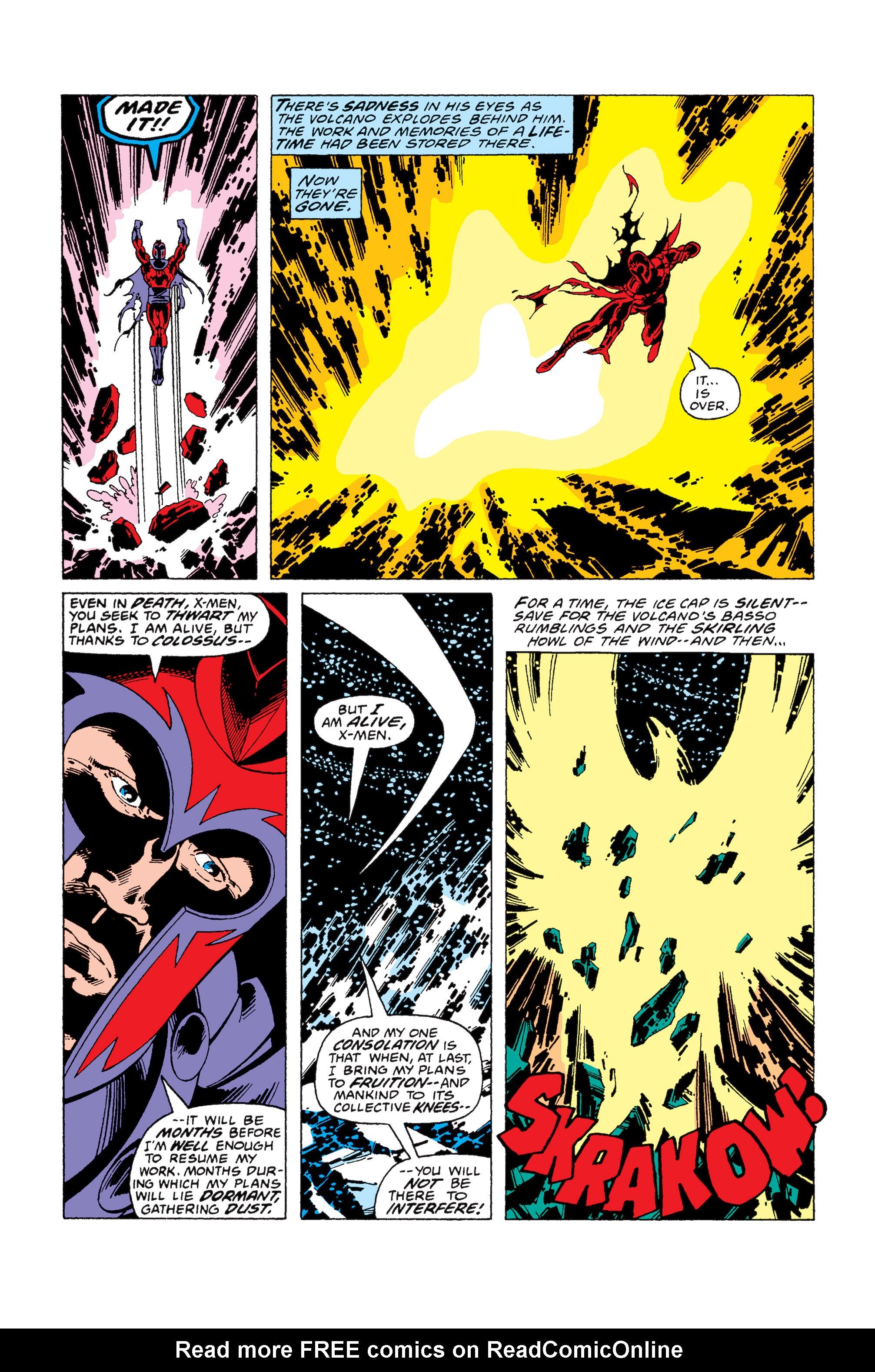 Uncanny X-Men (1963) 113 Page 16