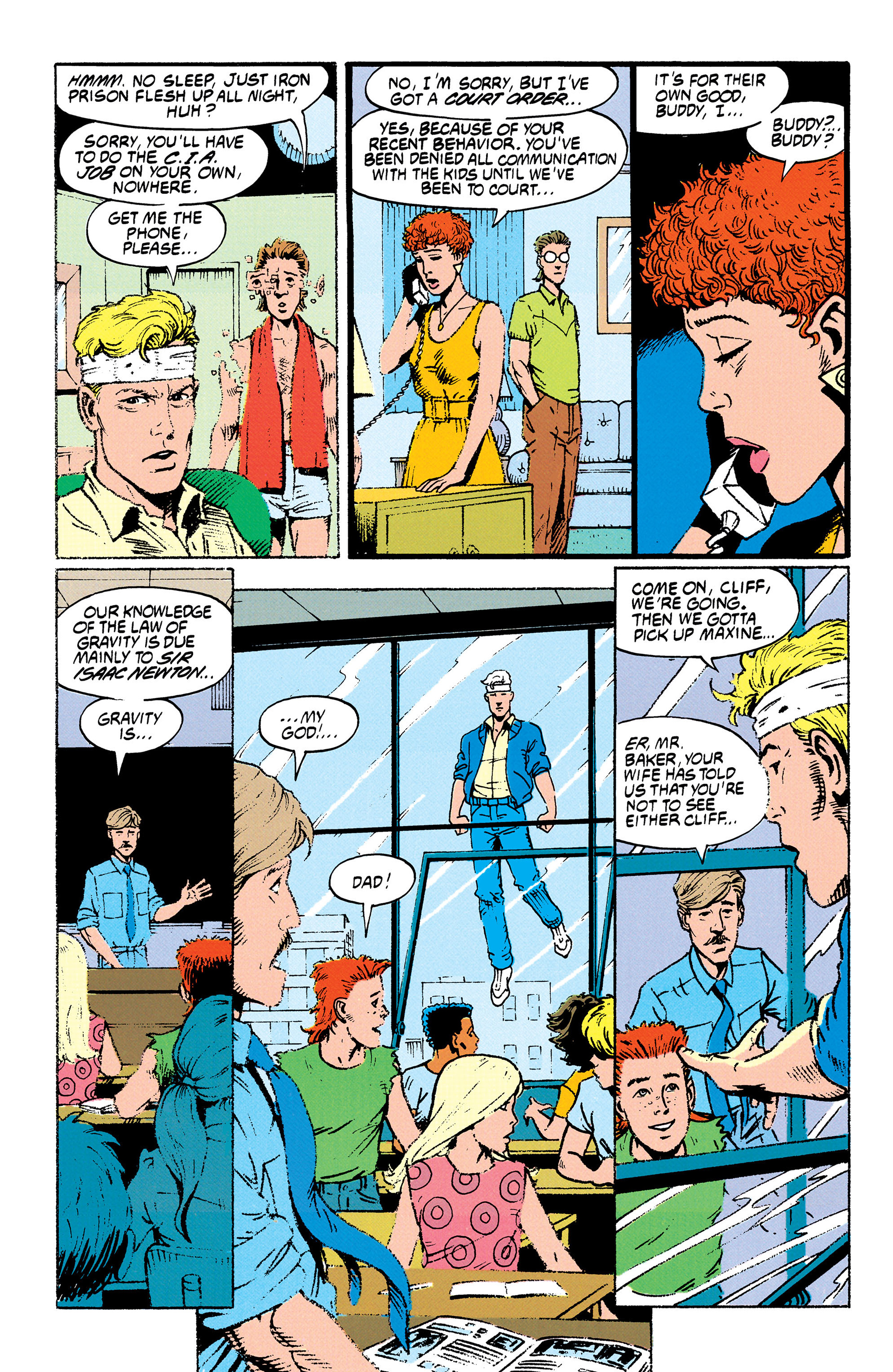 Read online Animal Man (1988) comic -  Issue #29 - 6