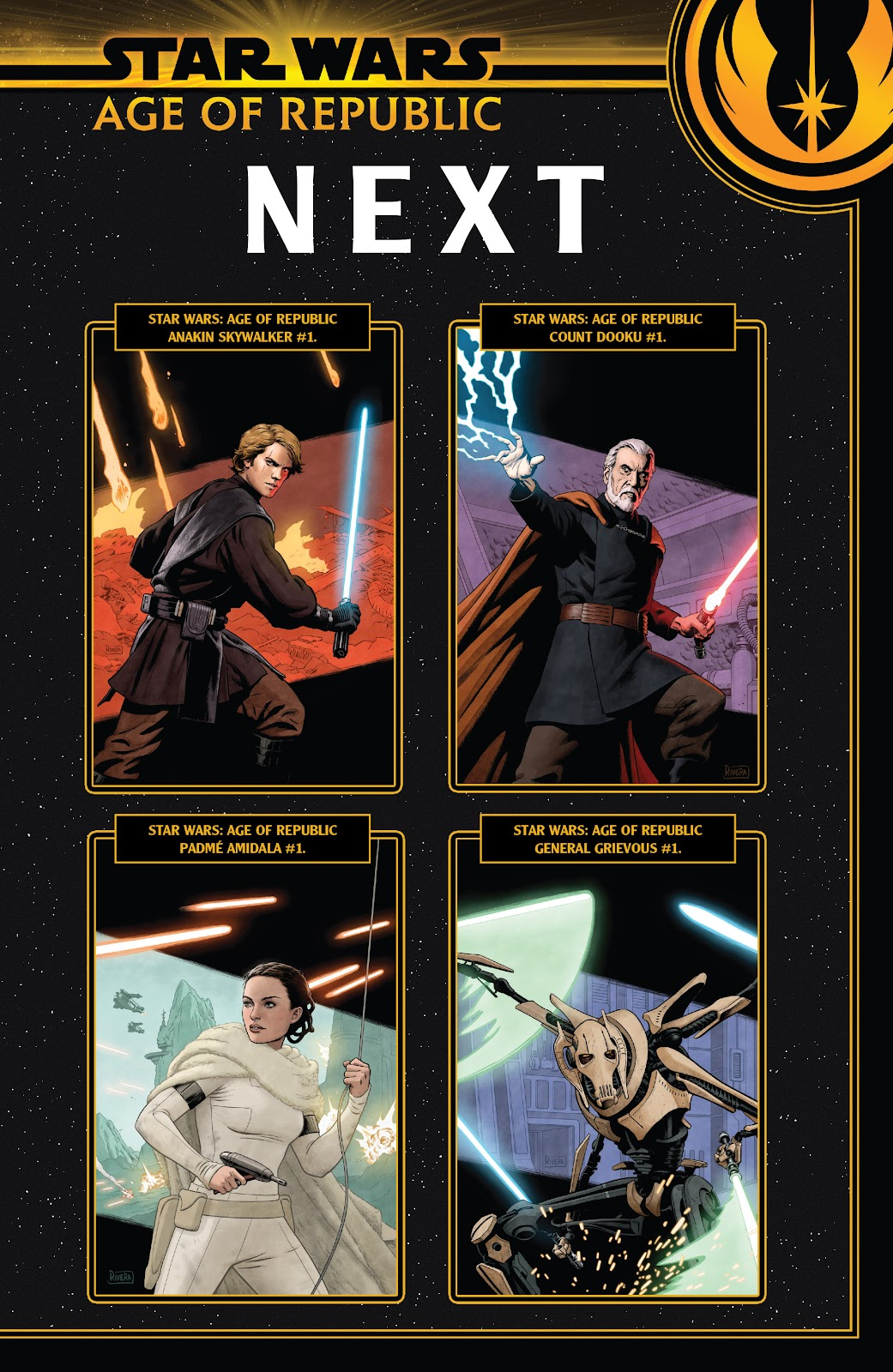 Read online Star Wars: Age of Republic Special comic -  Issue # Full - 35