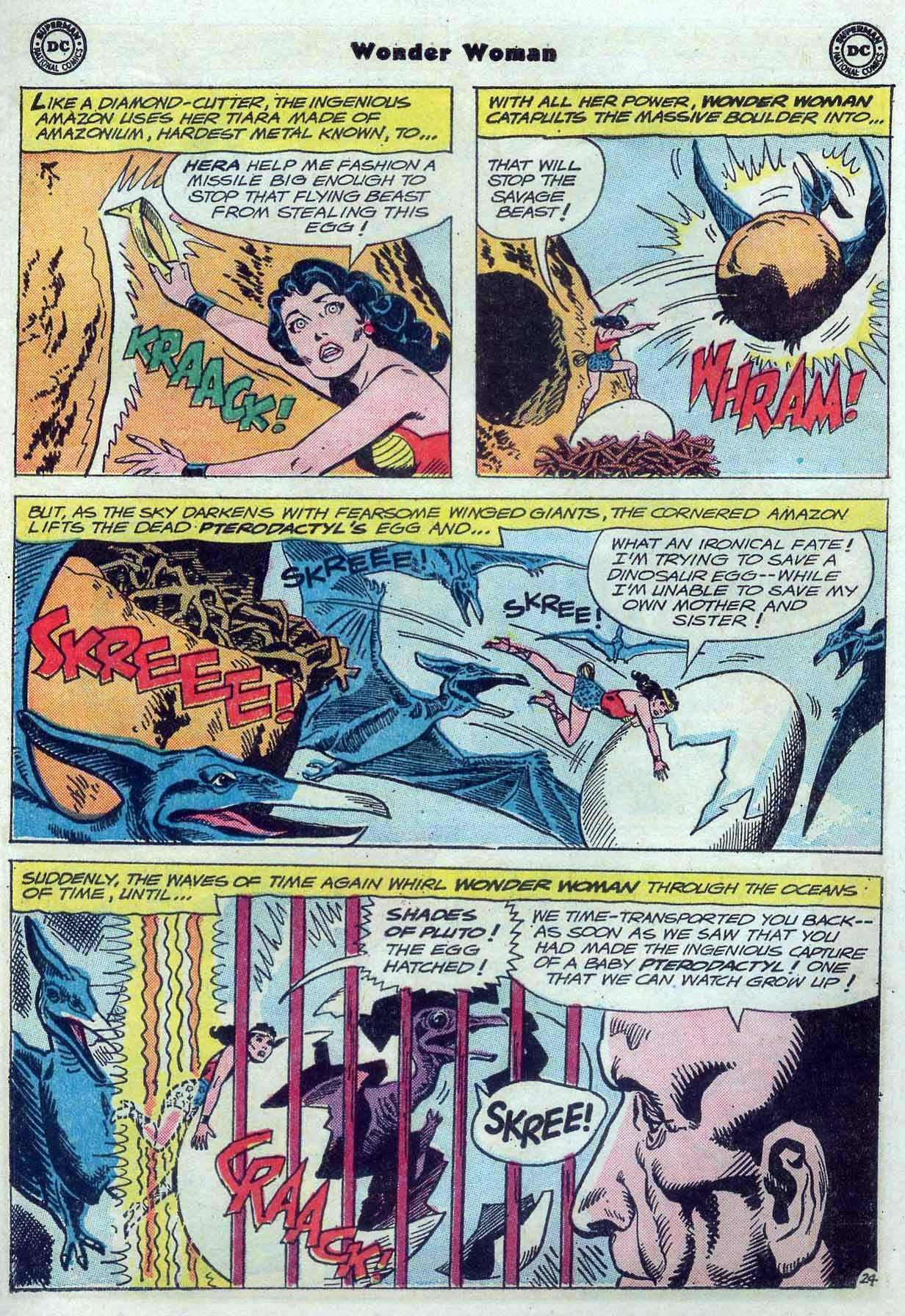 Read online Wonder Woman (1942) comic -  Issue #145 - 31