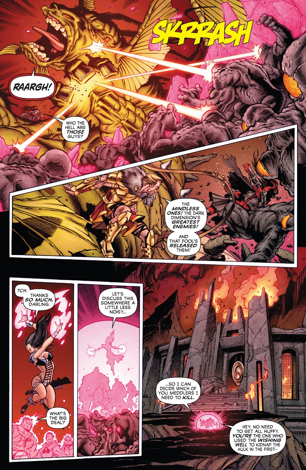 Read online Incredible Hulks (2010) comic -  Issue # _TPB Heart of the Monster - 93