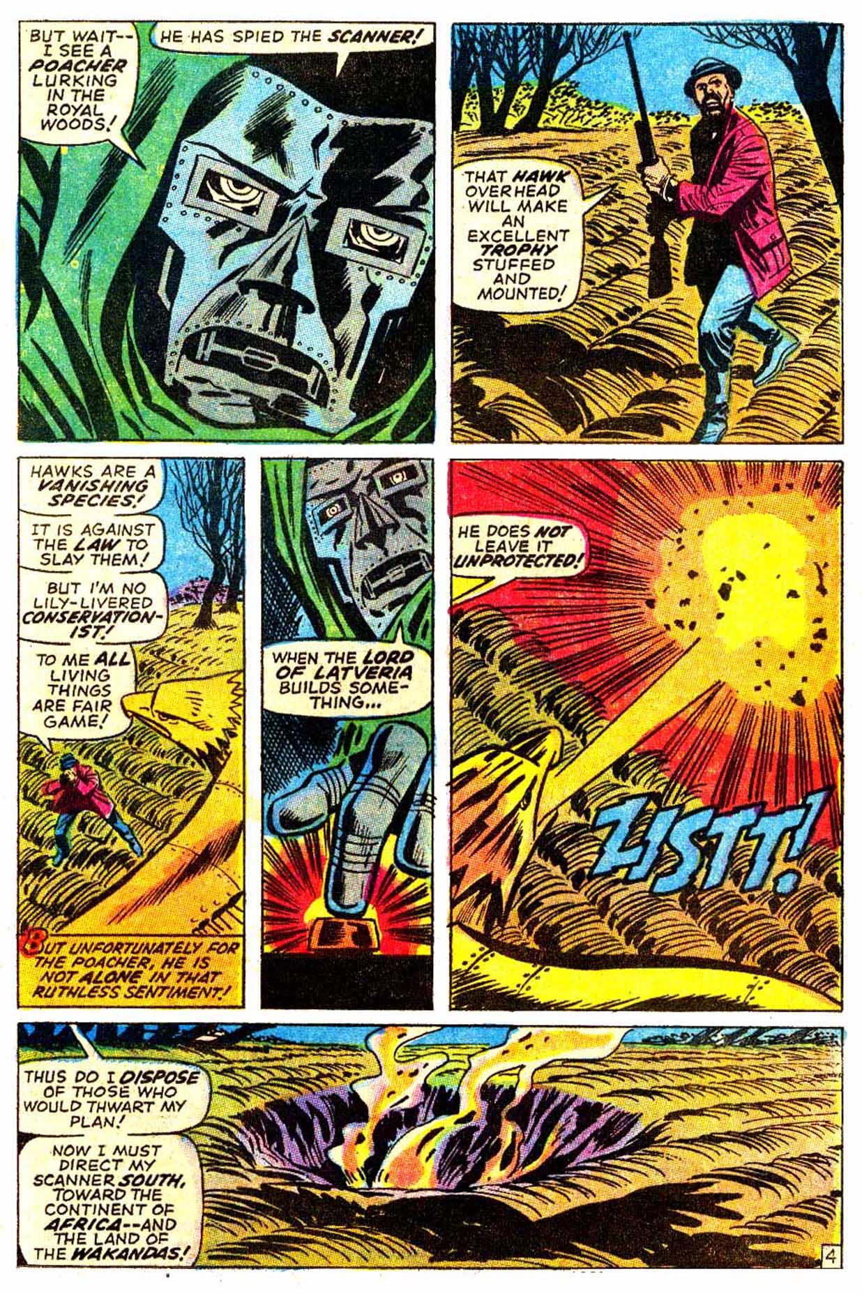 Read online Astonishing Tales (1970) comic -  Issue #6 - 5