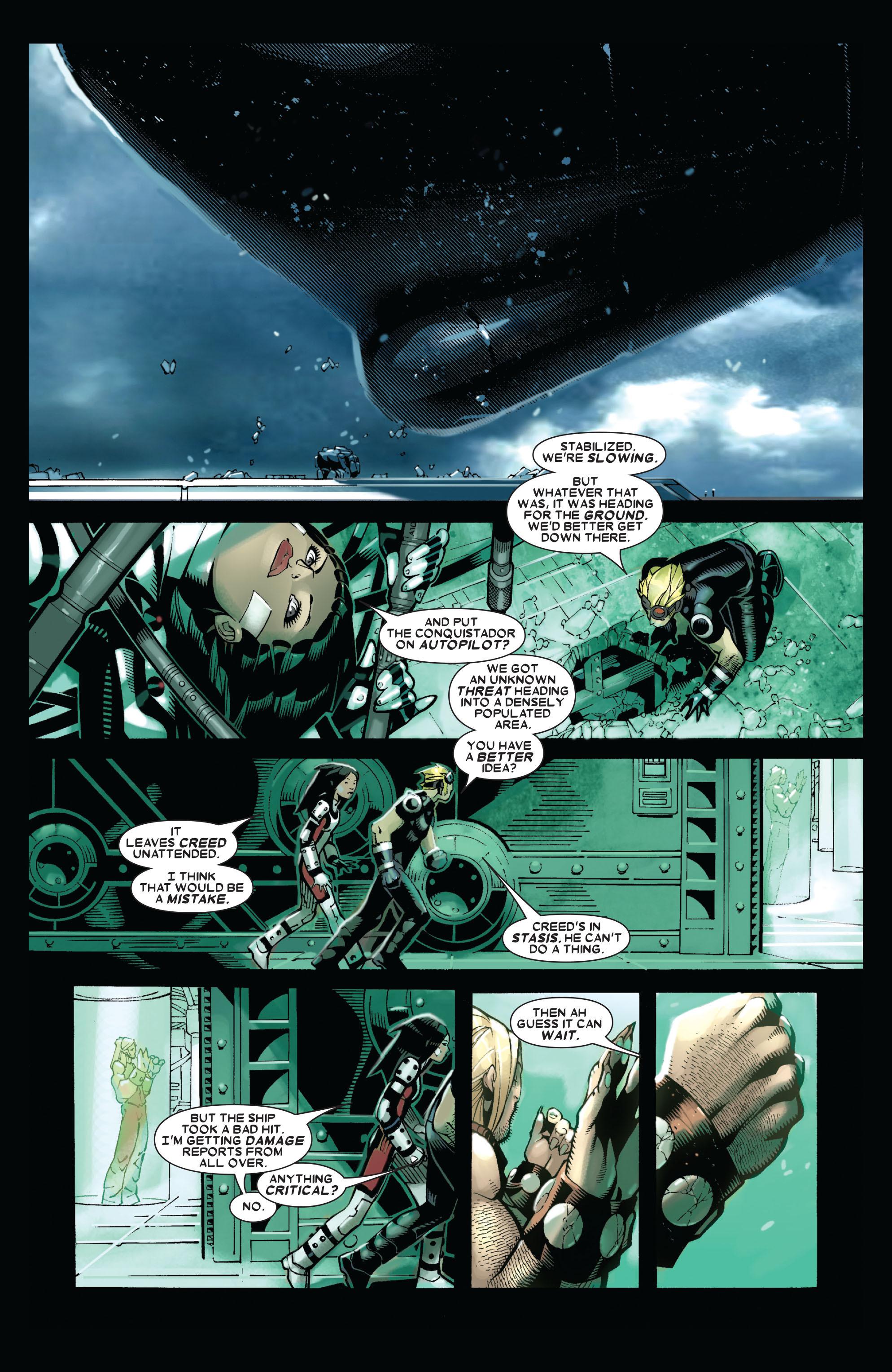 X-Men (1991) 198 Page 2
