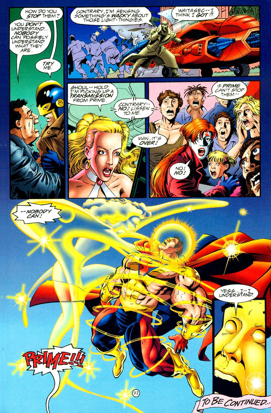 Read online UltraForce (1994) comic -  Issue #8 - 21