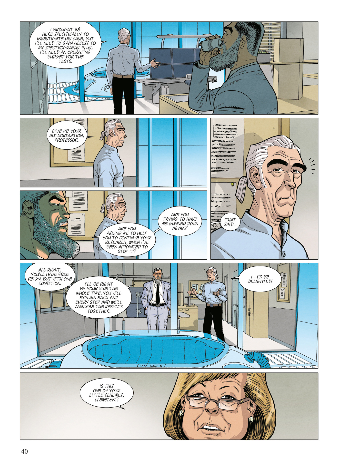 Read online Alter Ego comic -  Issue #10 - 41