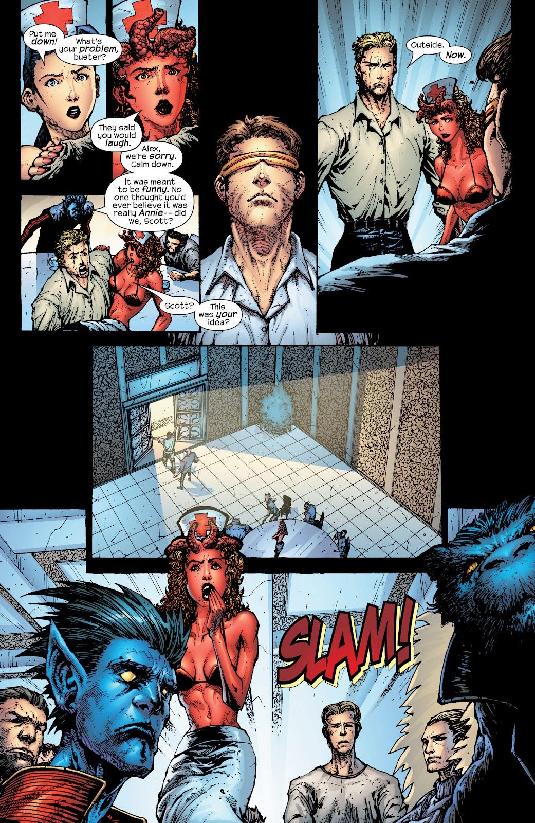 Uncanny X-Men (1963) issue 425 - Page 16