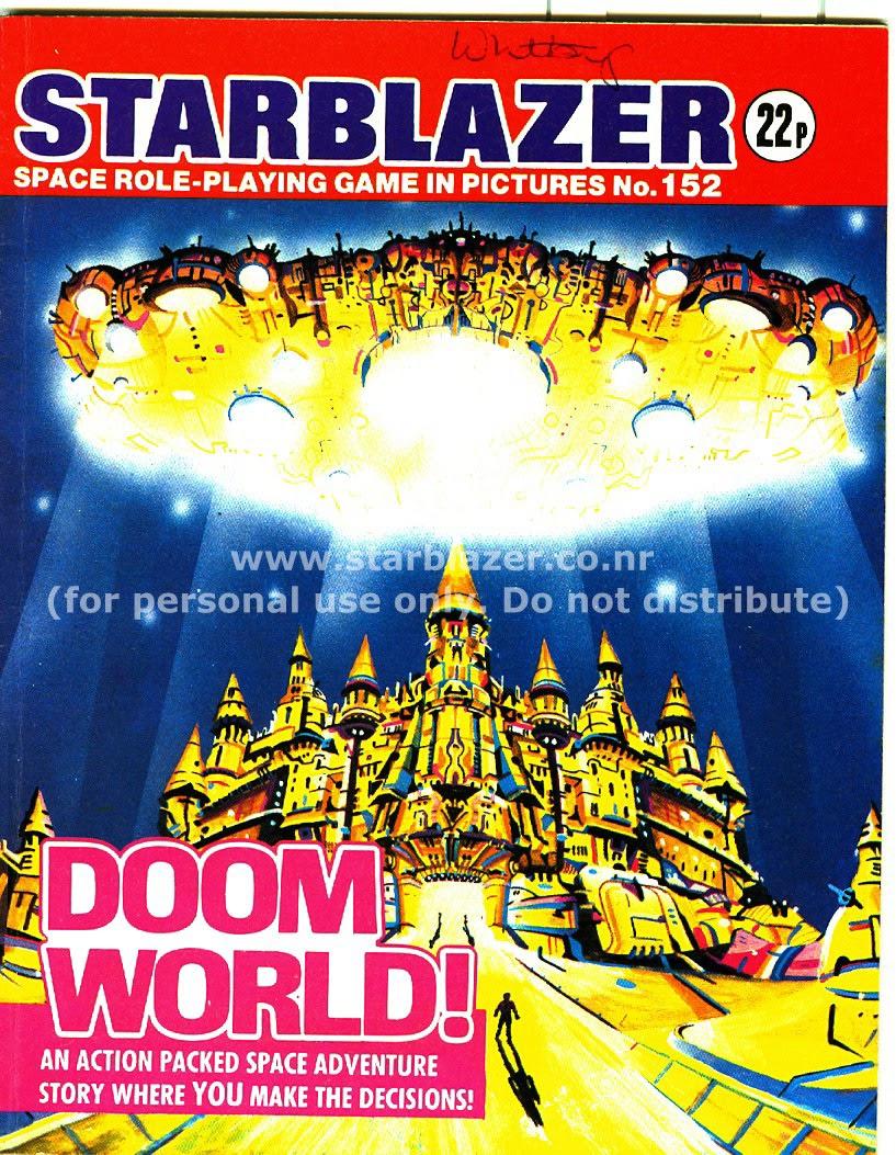 Starblazer issue 152 - Page 1