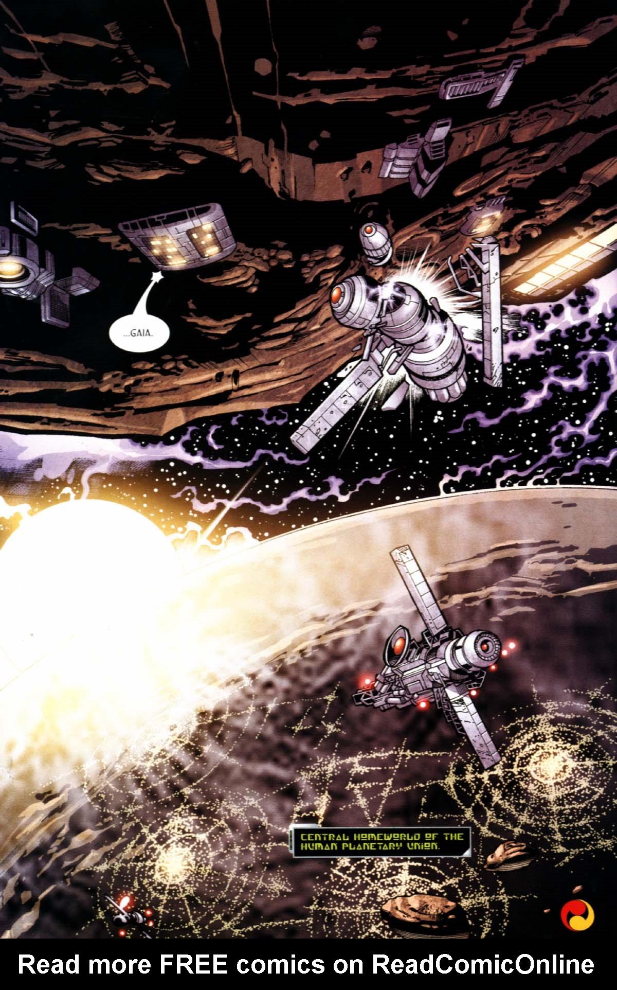 Read online Sigil (2000) comic -  Issue #22 - 28