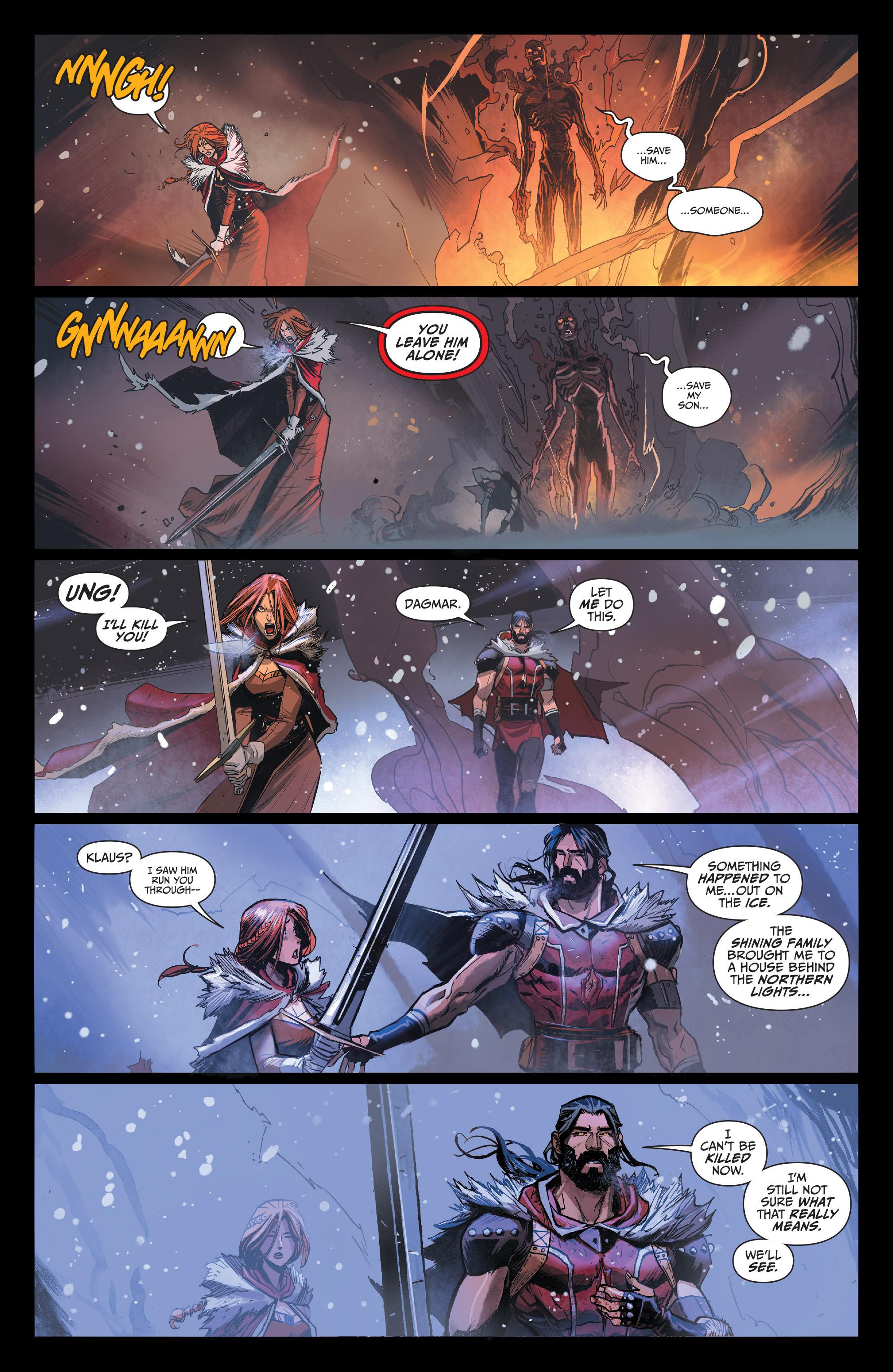 Read online Klaus comic -  Issue #7 - 19