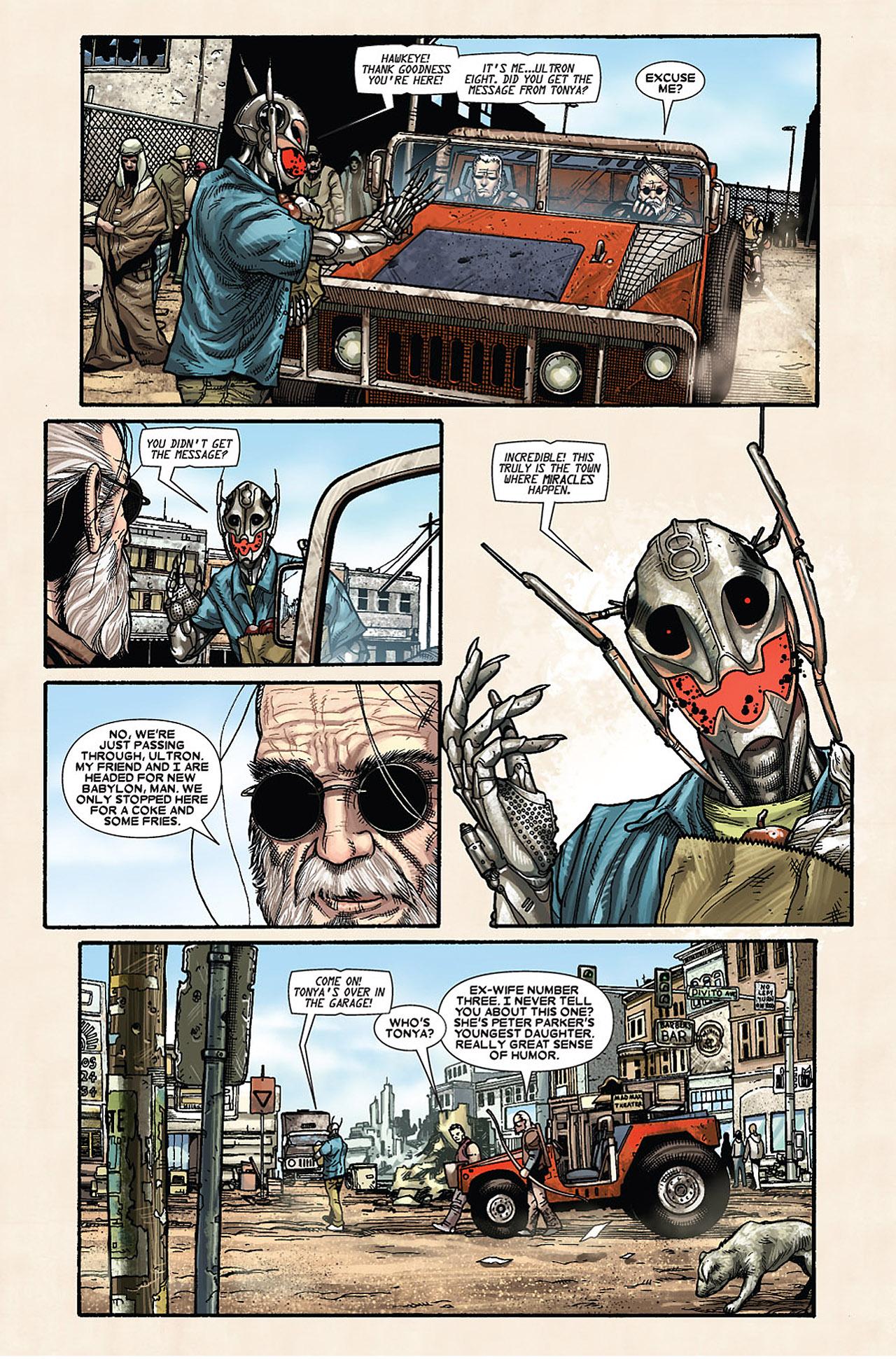 Read online Wolverine: Old Man Logan comic -  Issue # Full - 45
